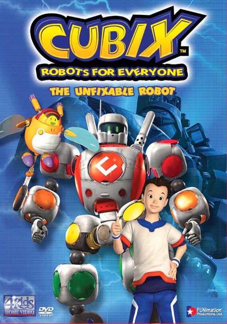 Cubix: The Unfixable Robot