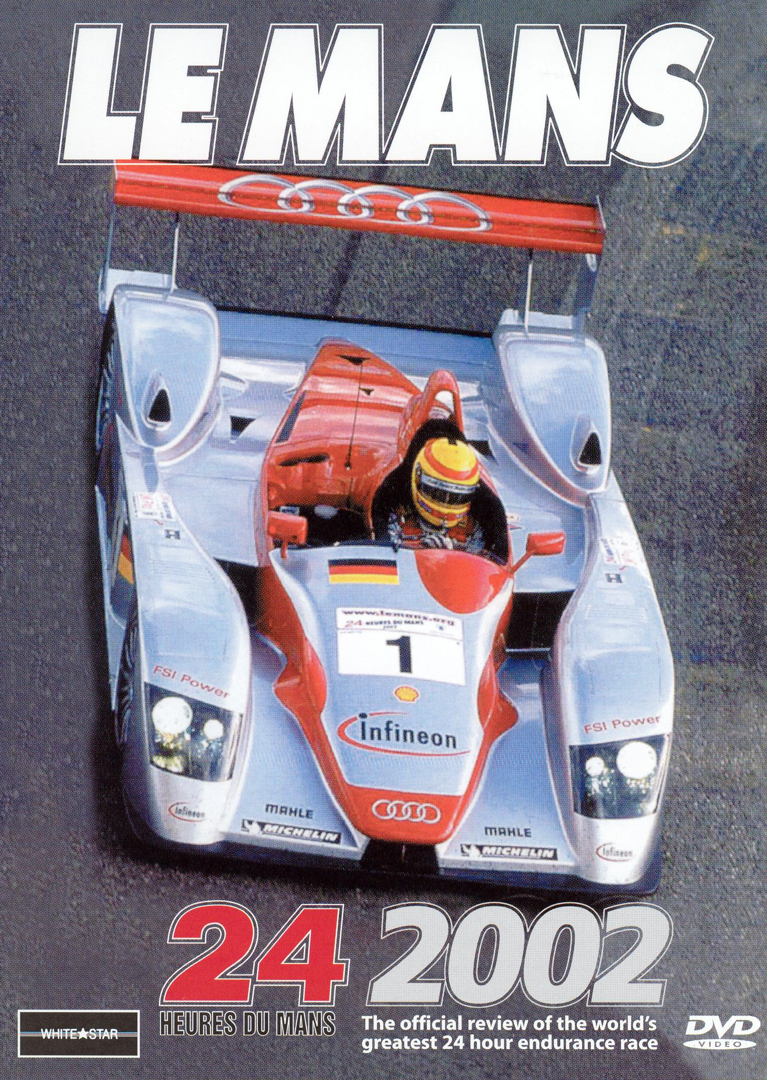 24 Heures du Mans: Le Mans 2002 Official Review