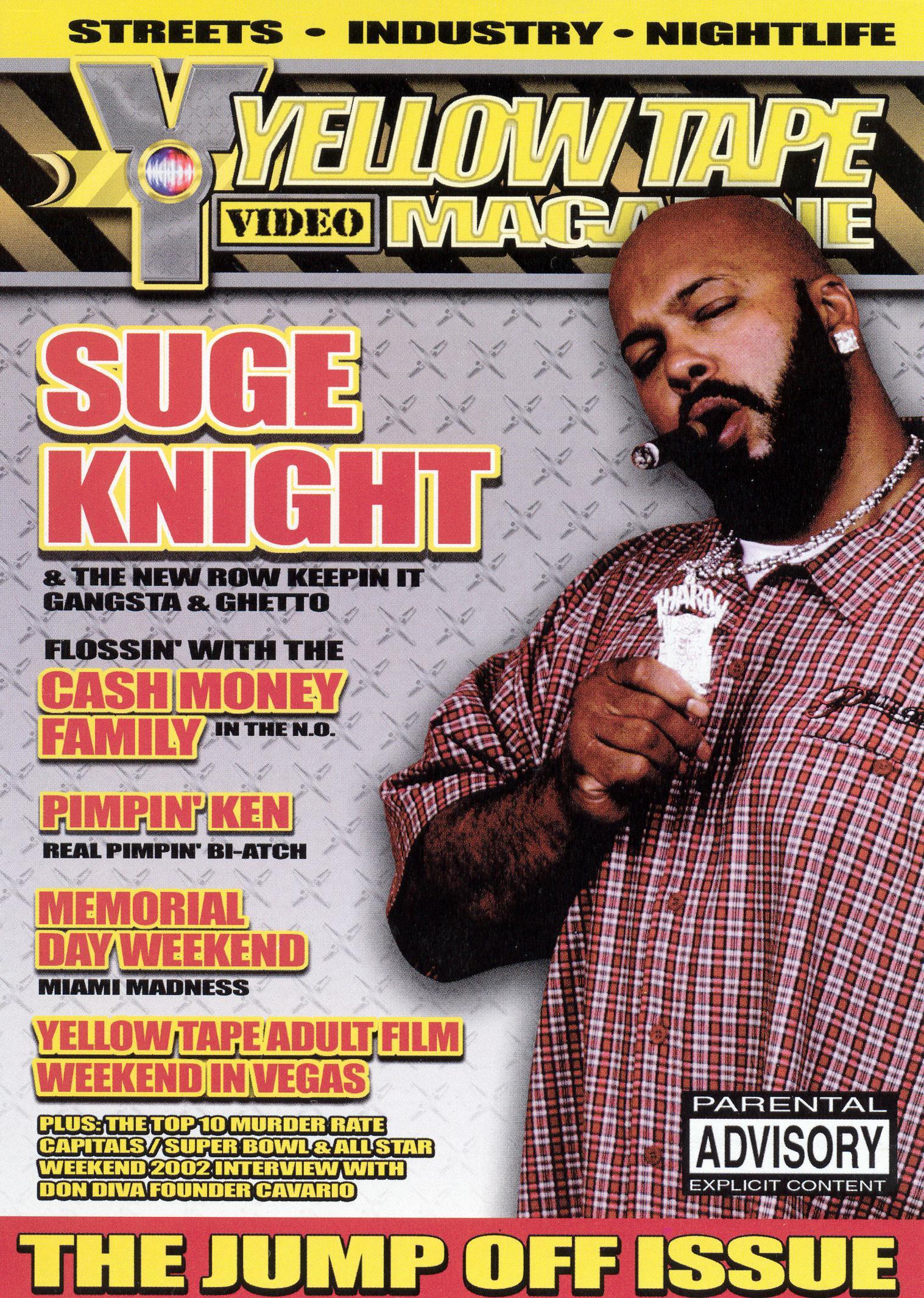Yellow Tape Video Magazine