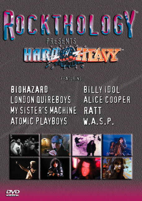 Rockthology Presents: Hard 'N' Heavy, Vol. 8