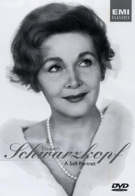 Elisabeth Schwarzkopf: A Self Portrait
