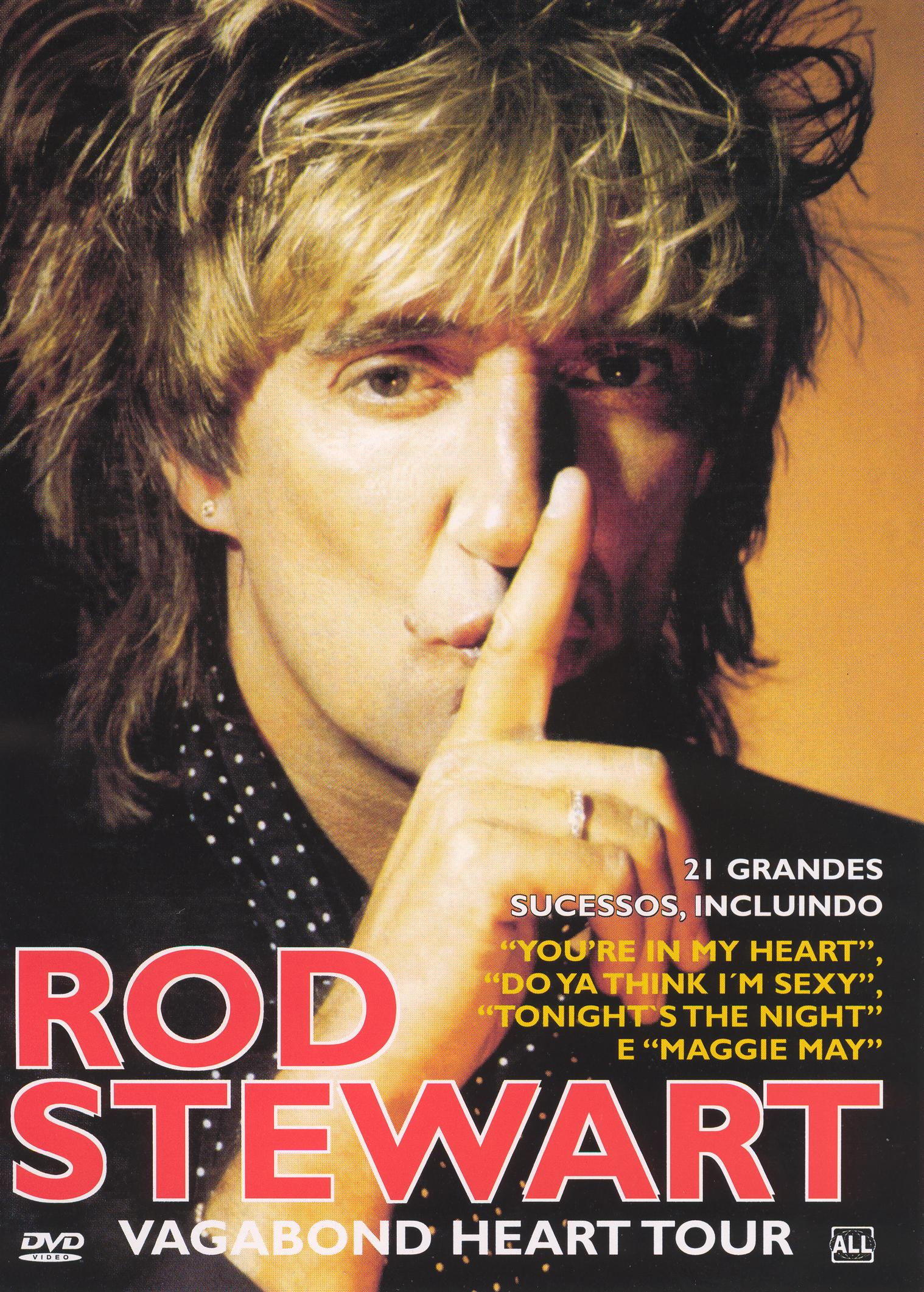 Rod Stewart: Vagabond Heart Tour