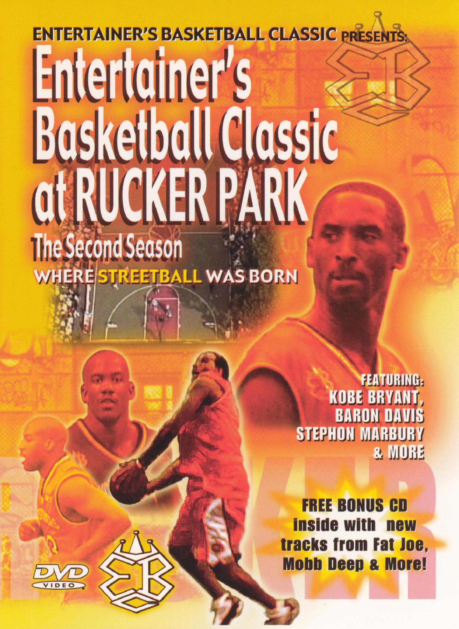 Entertainer's Basketball Classic at Rucker Park: The Second Season