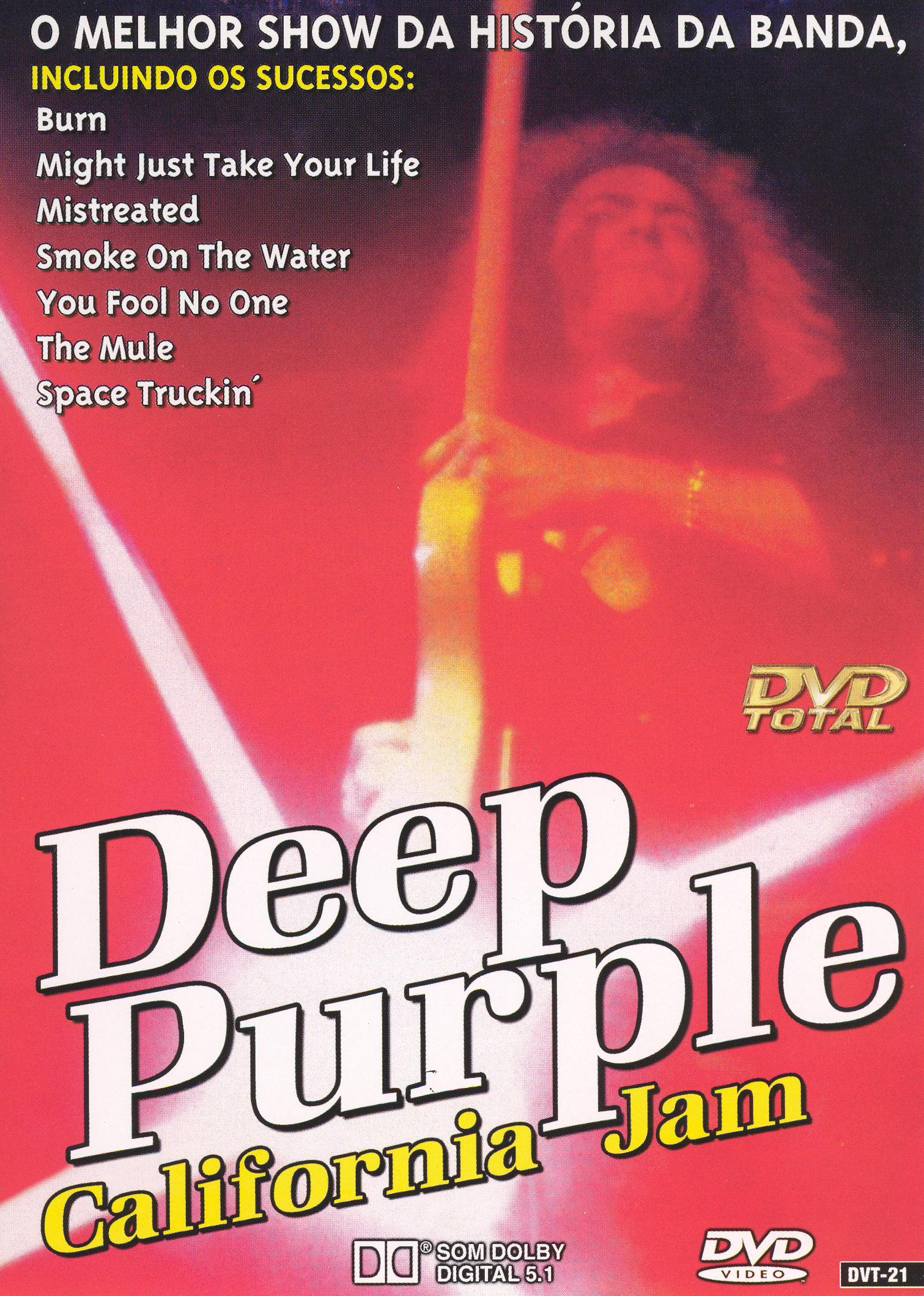 Deep Purple: California Jam