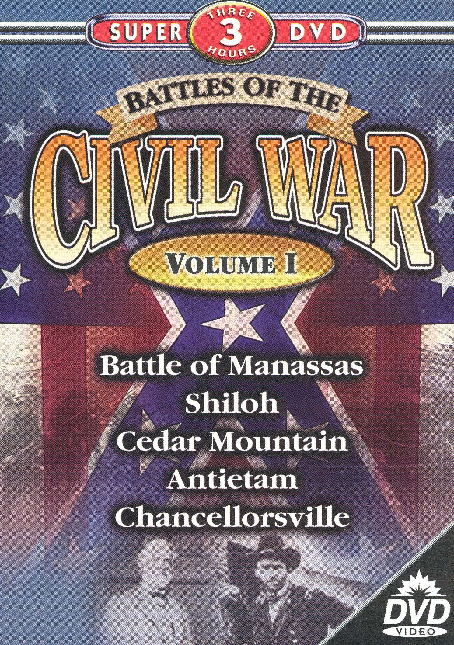 Battles of the Civil War, Vol. 1