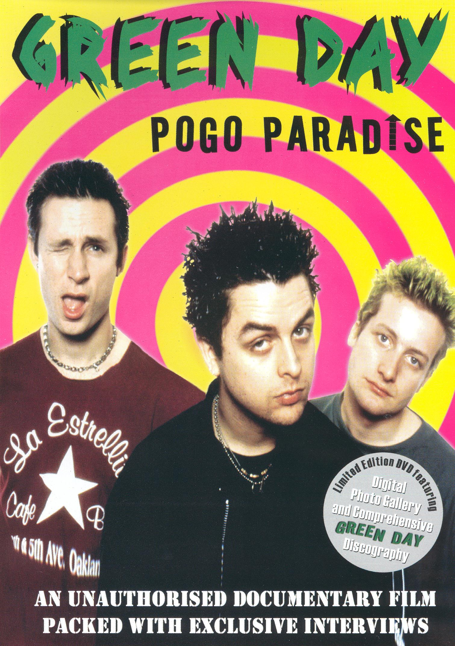Green Day: Pogo Paradise