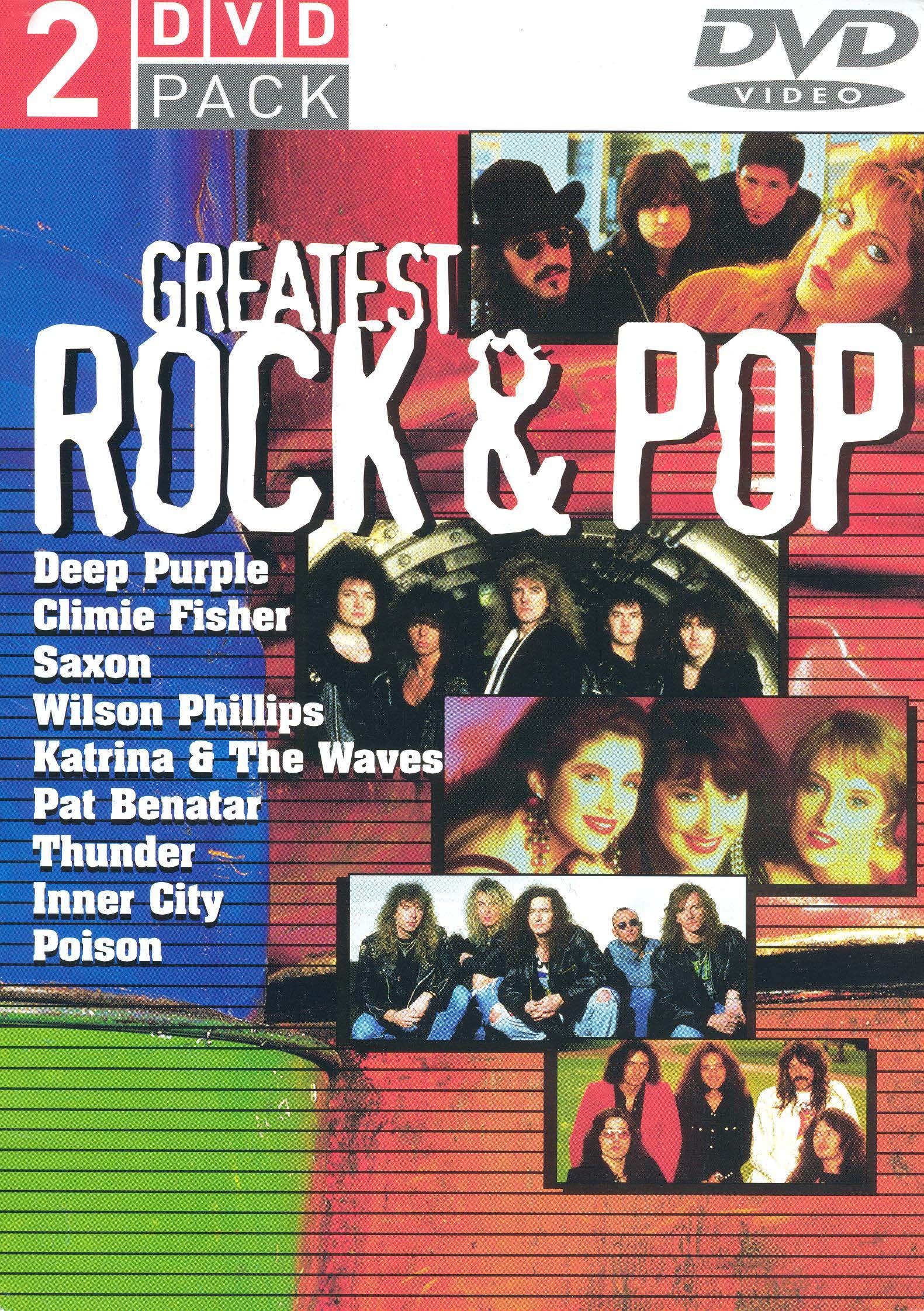 Greatest Rock & Pop