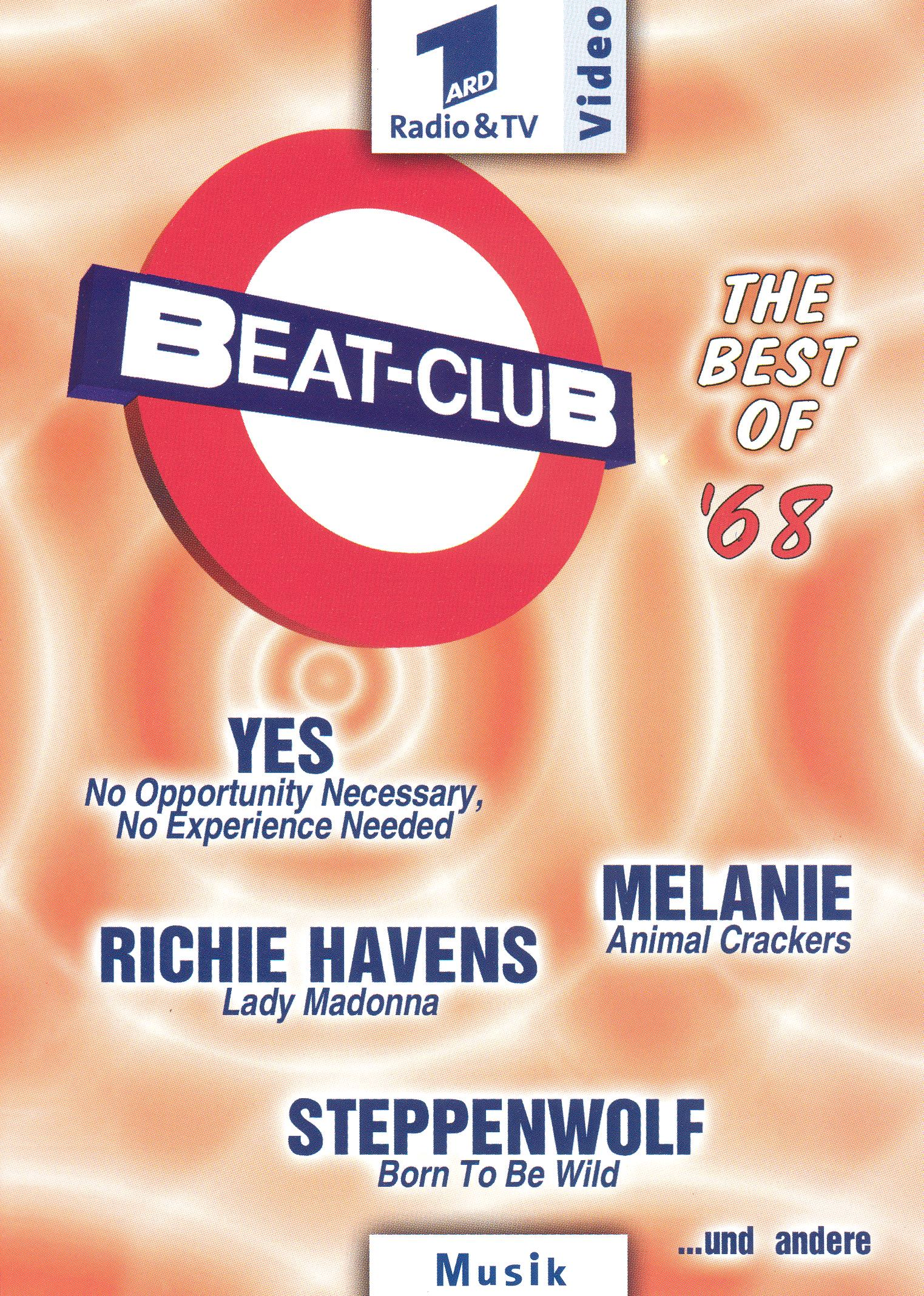 The Beat-Club: The Best of '68