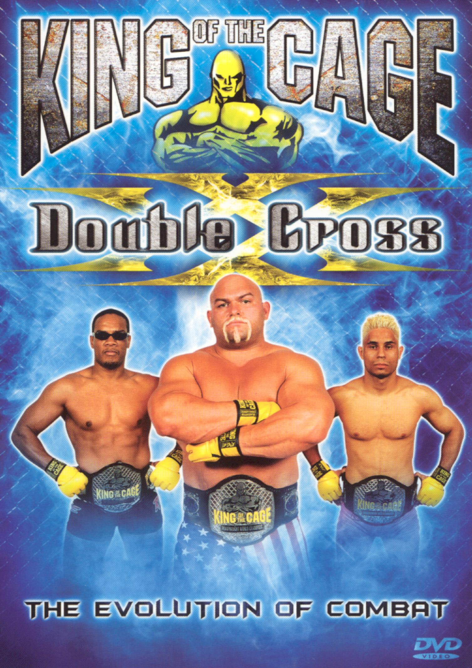 King of the Cage: Double Cross