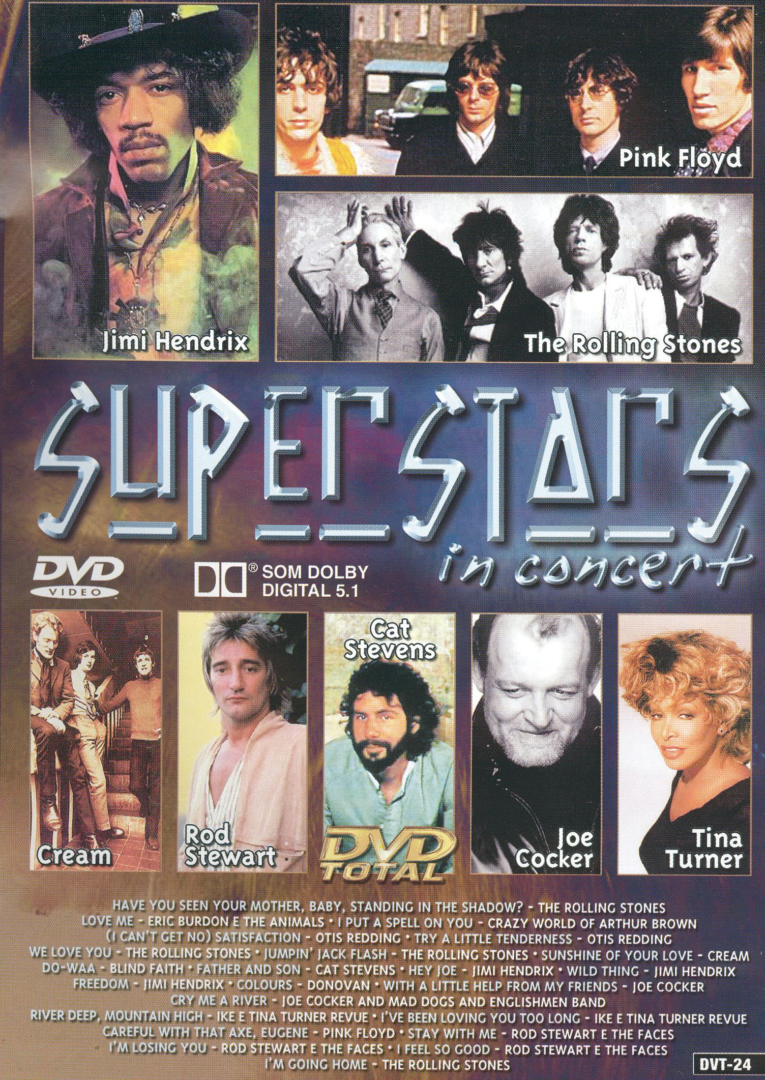 Superstars in Concert