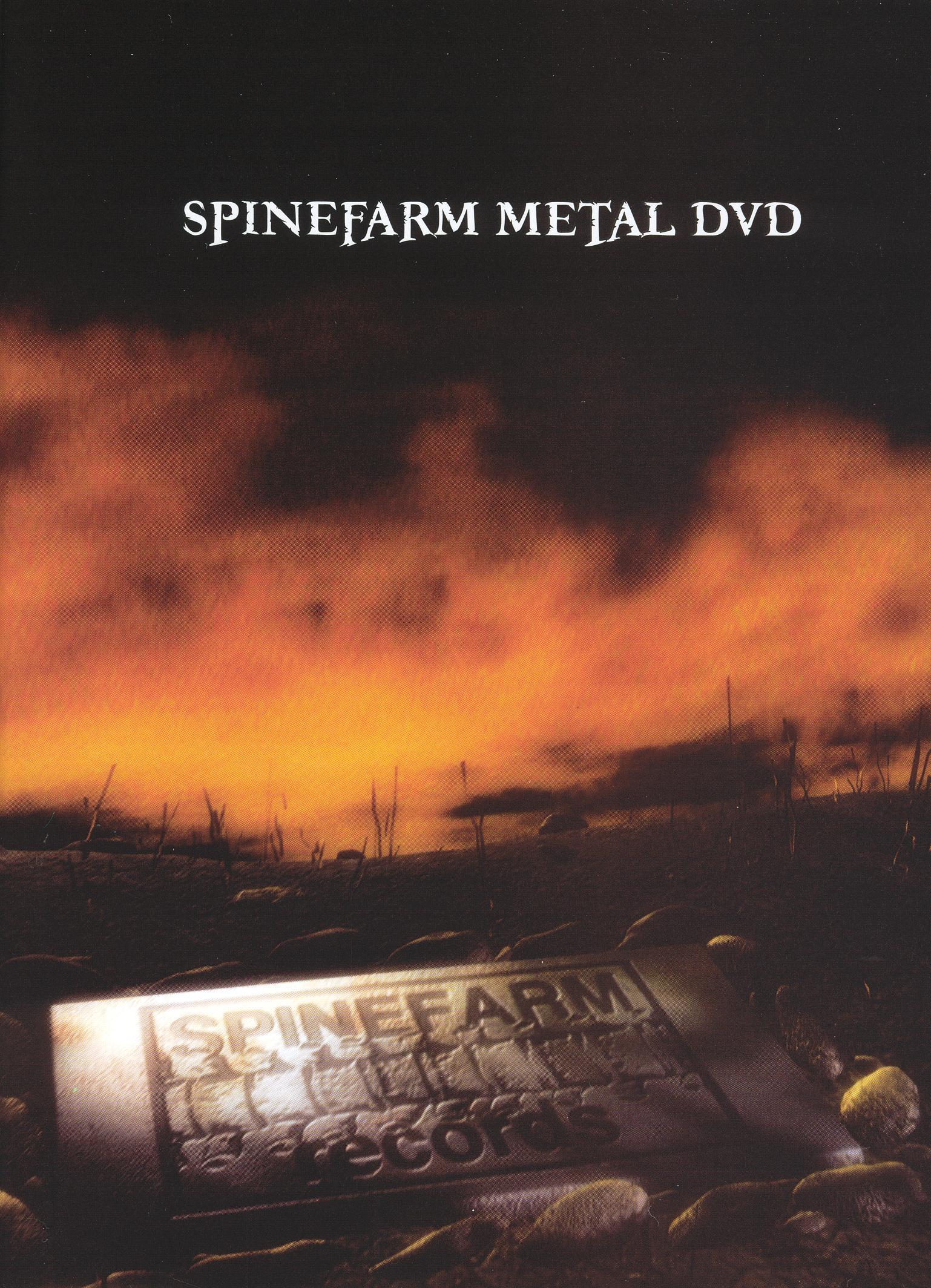 Spinefarm Metal DVD