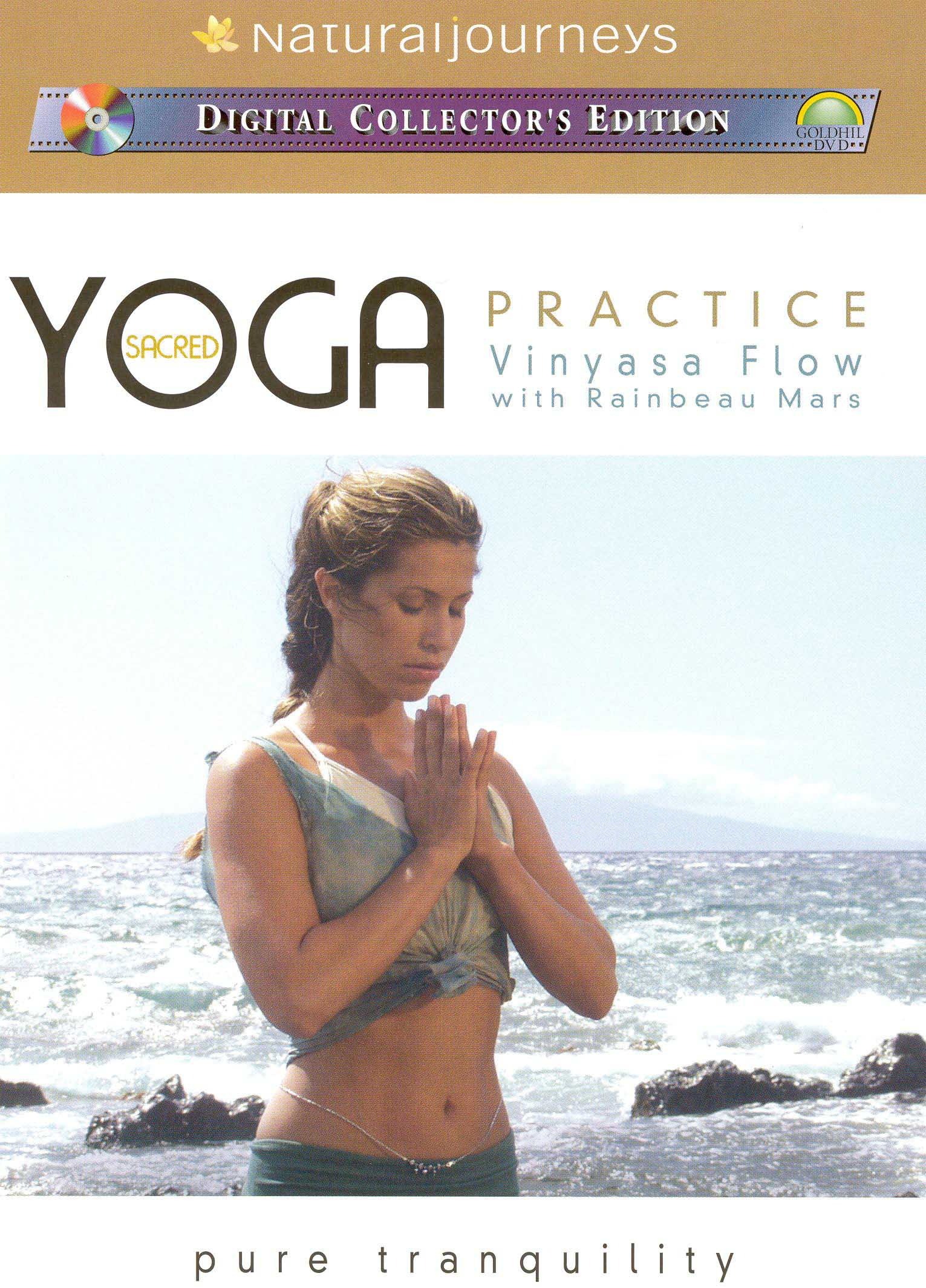 Sacred Yoga Practice: Vinyasa Flow - Pure Tranquility