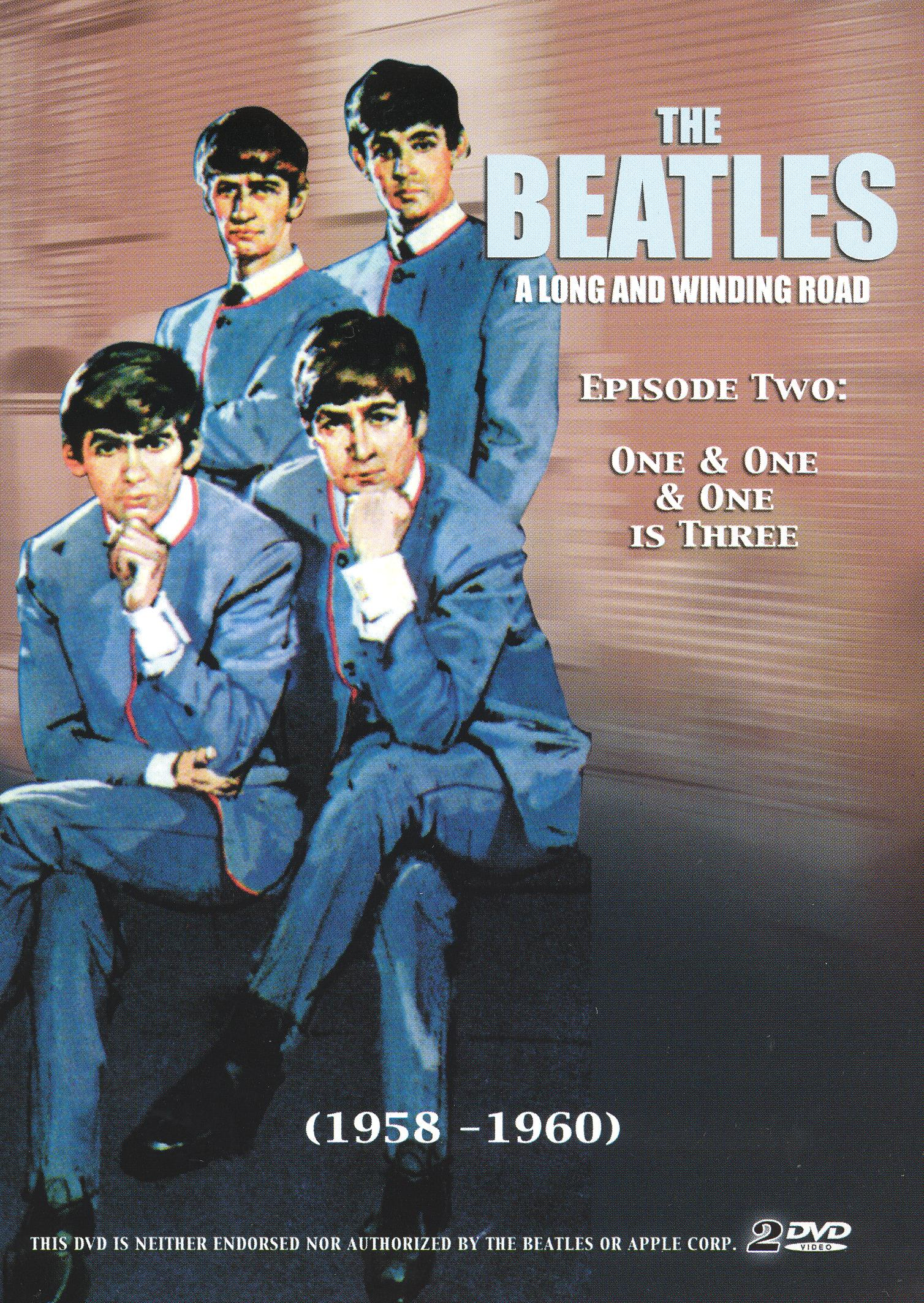 The Beatles: A Long and Winding Road, Episode 2: One & One & One Is Three (1958-1960)