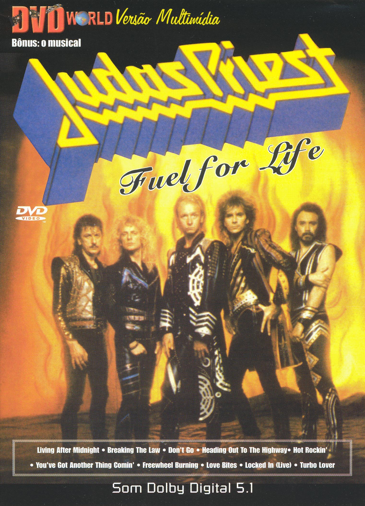 Judas Priest: Fuel for Life