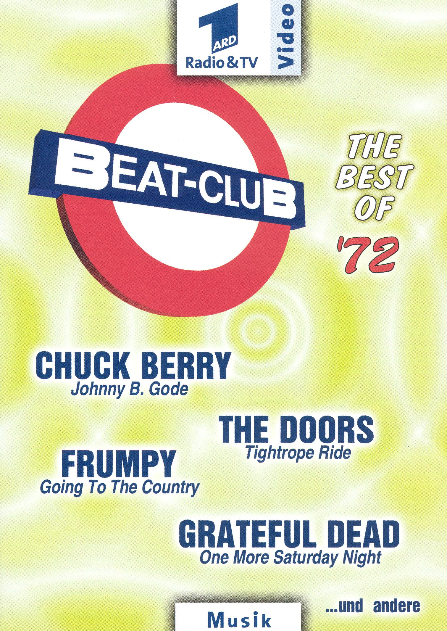 The Beat-Club: The Best of '72