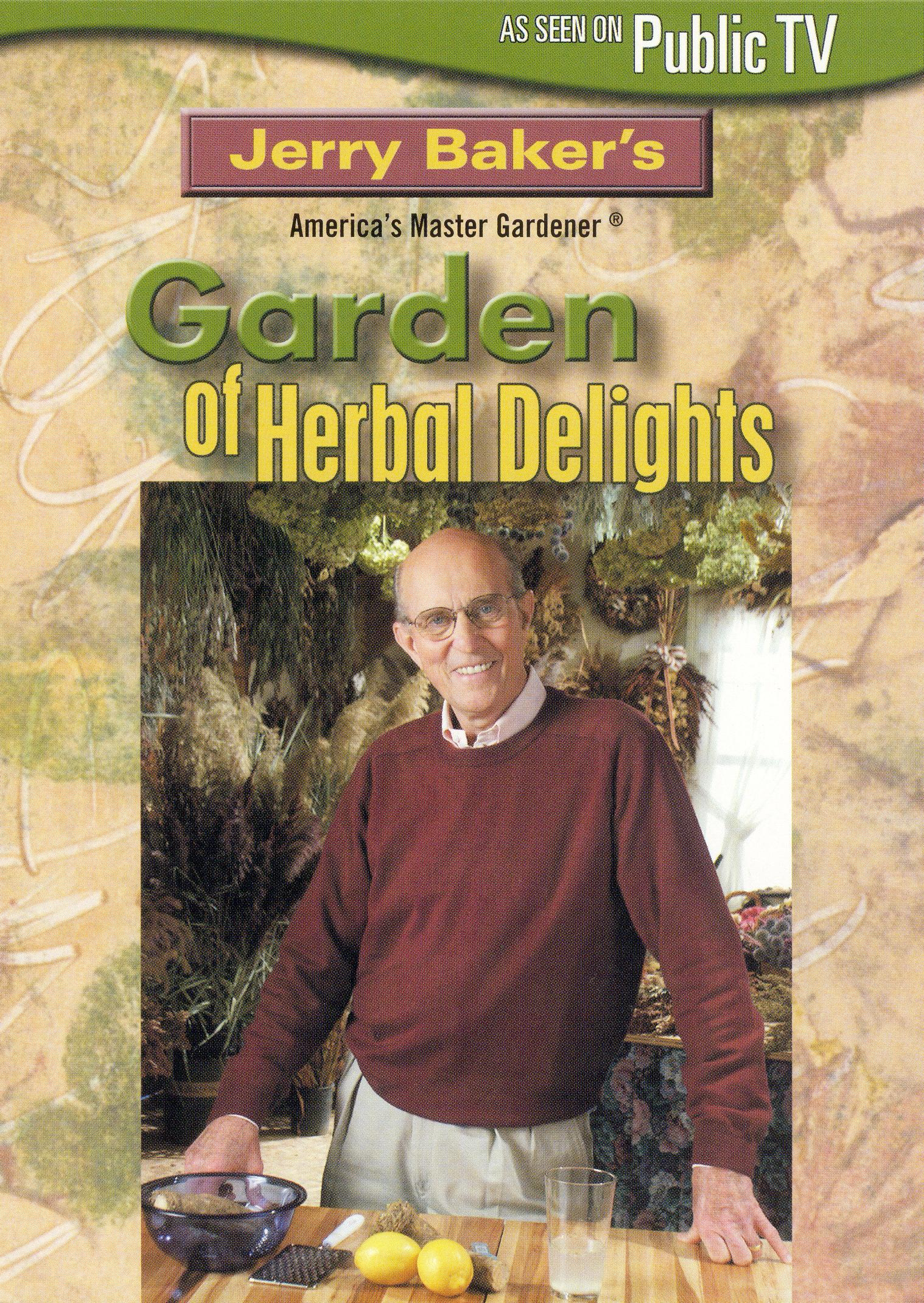 Jerry Baker's Gaden of Herbal Delights