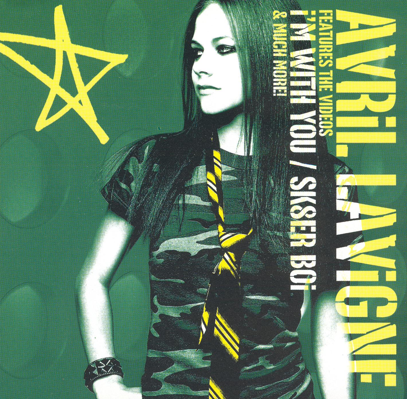Avril Lavigne: I'm With You/Sk8er Boi [DVD Single]