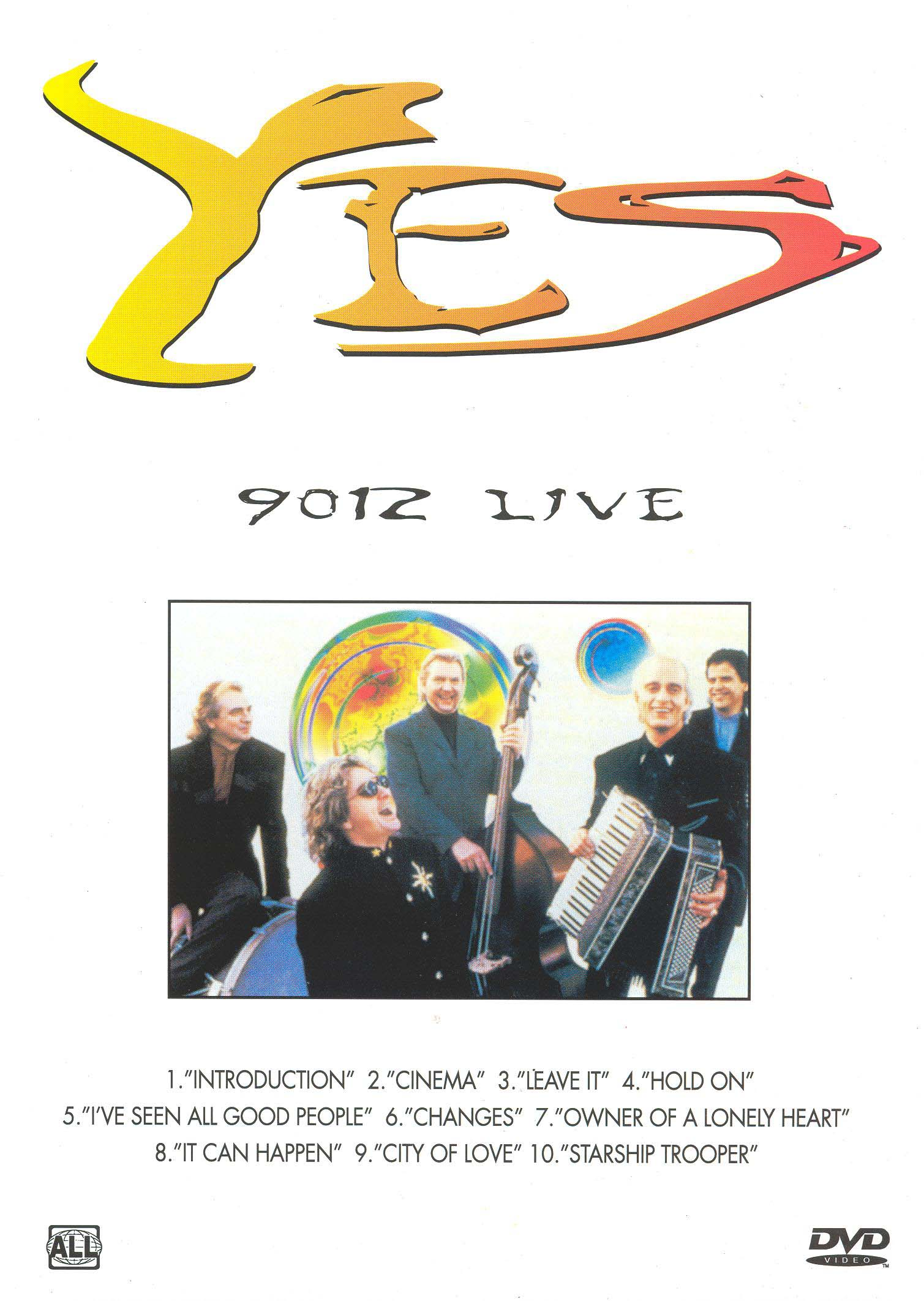 Yes: 9012 Live