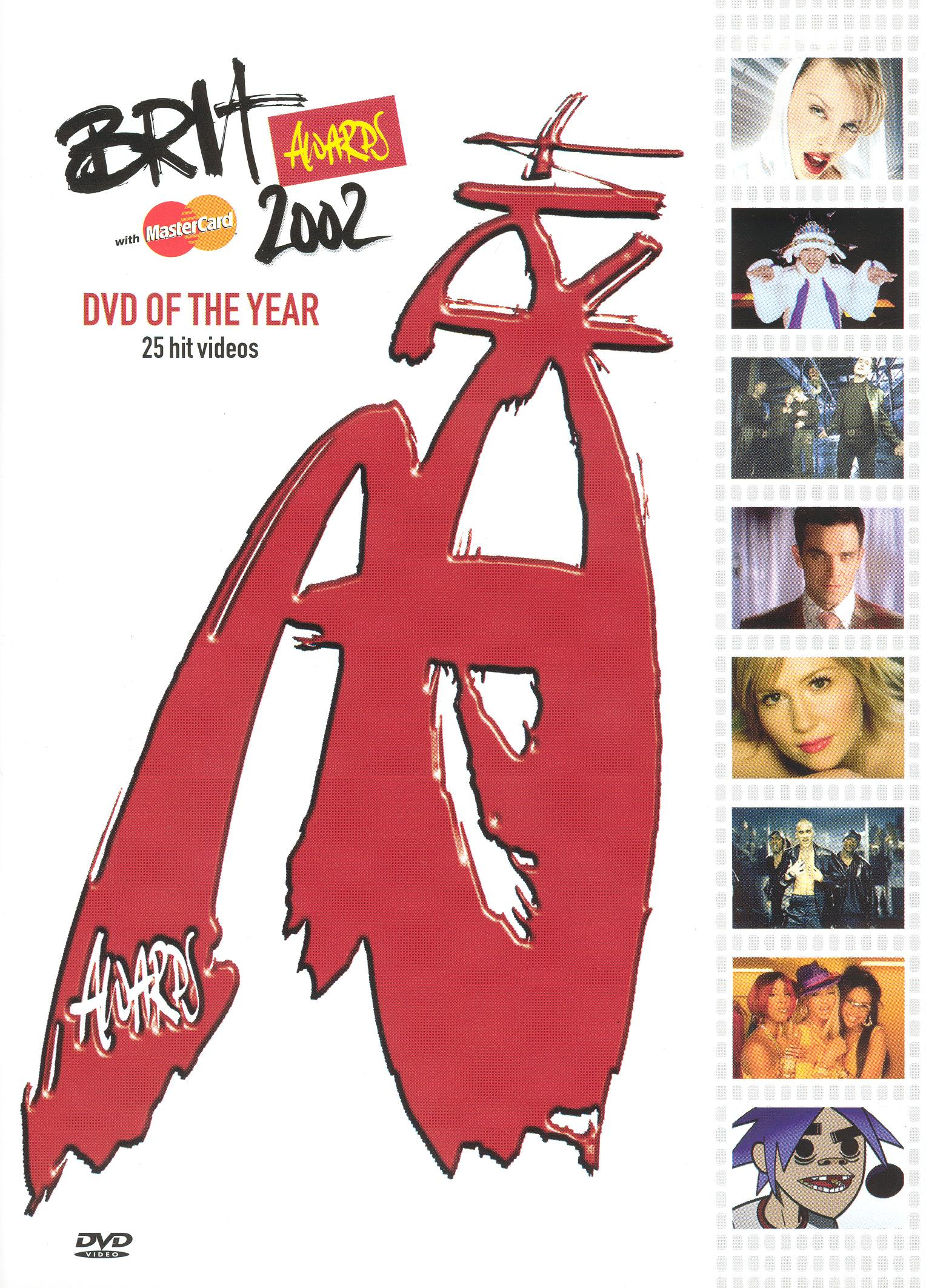 Brit Awards 2002: DVD of the Year