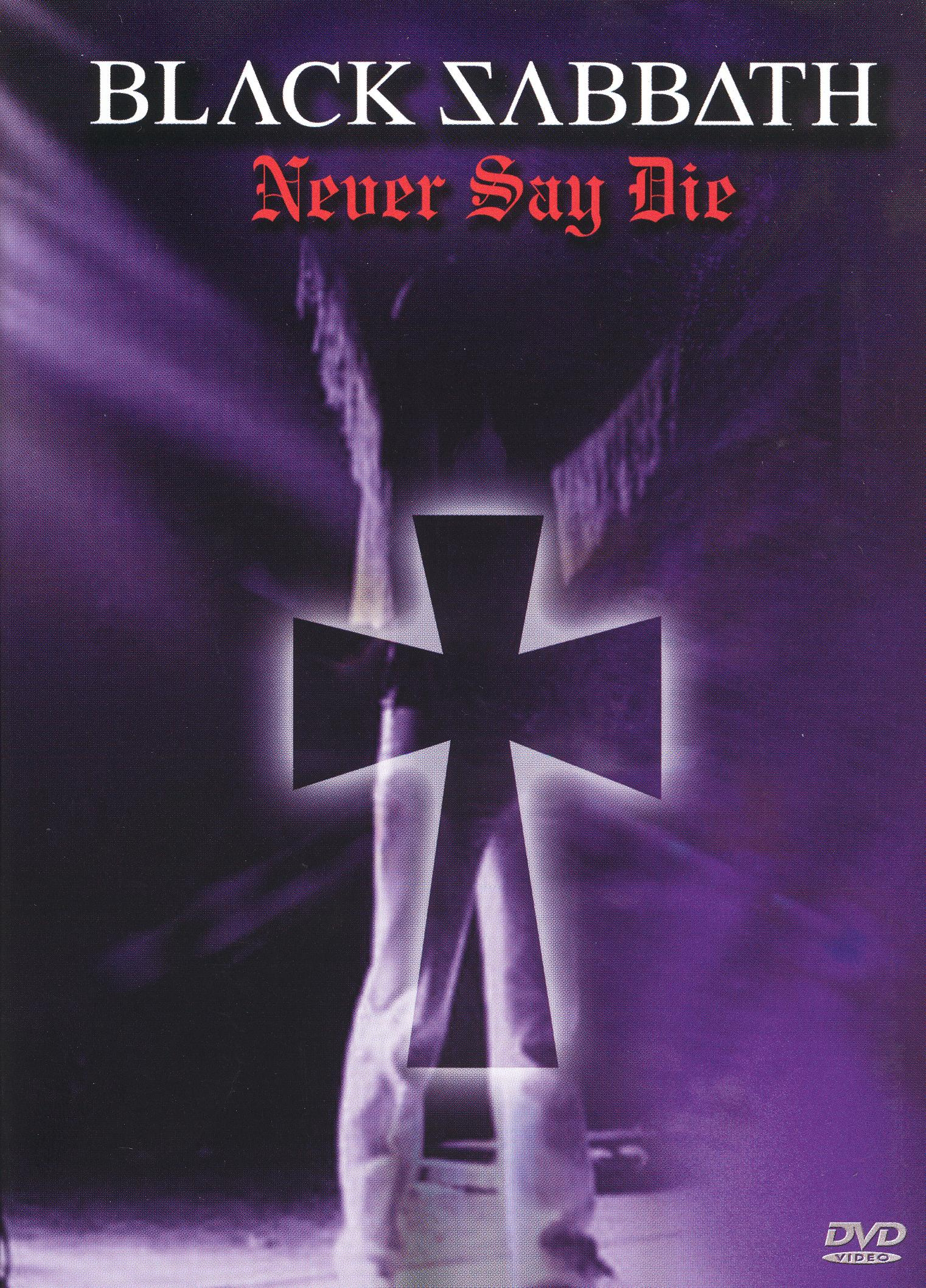 Black Sabbath: Never Say Die Live