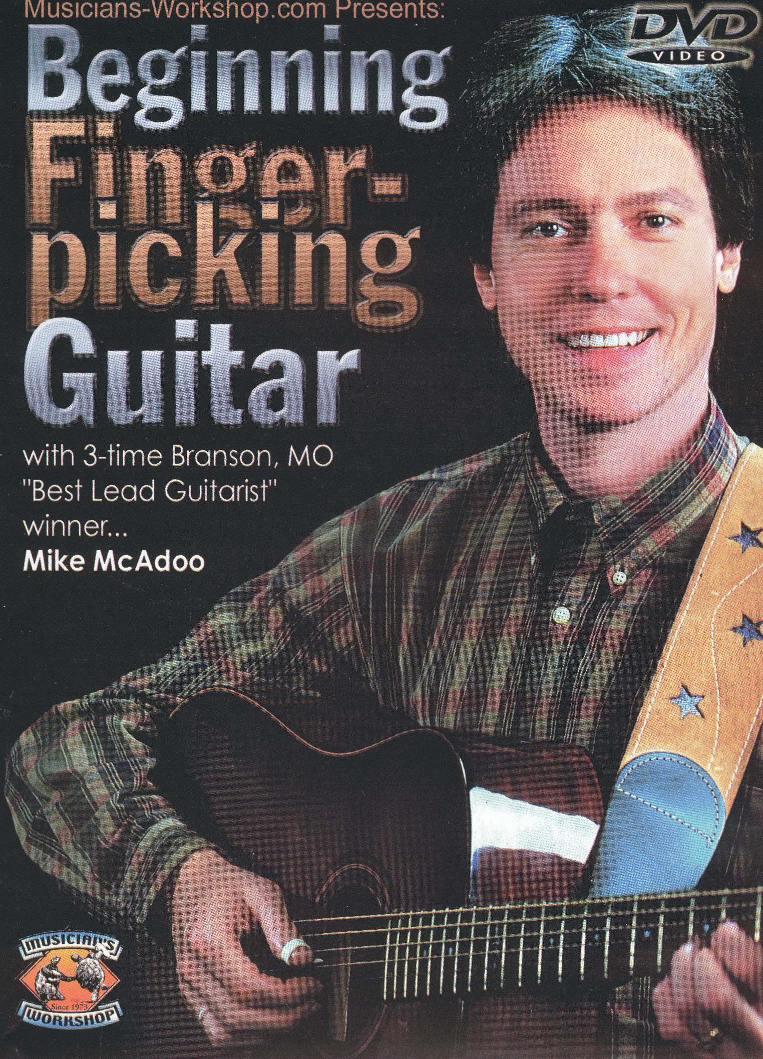 Beginning Finger-Picking Guitar