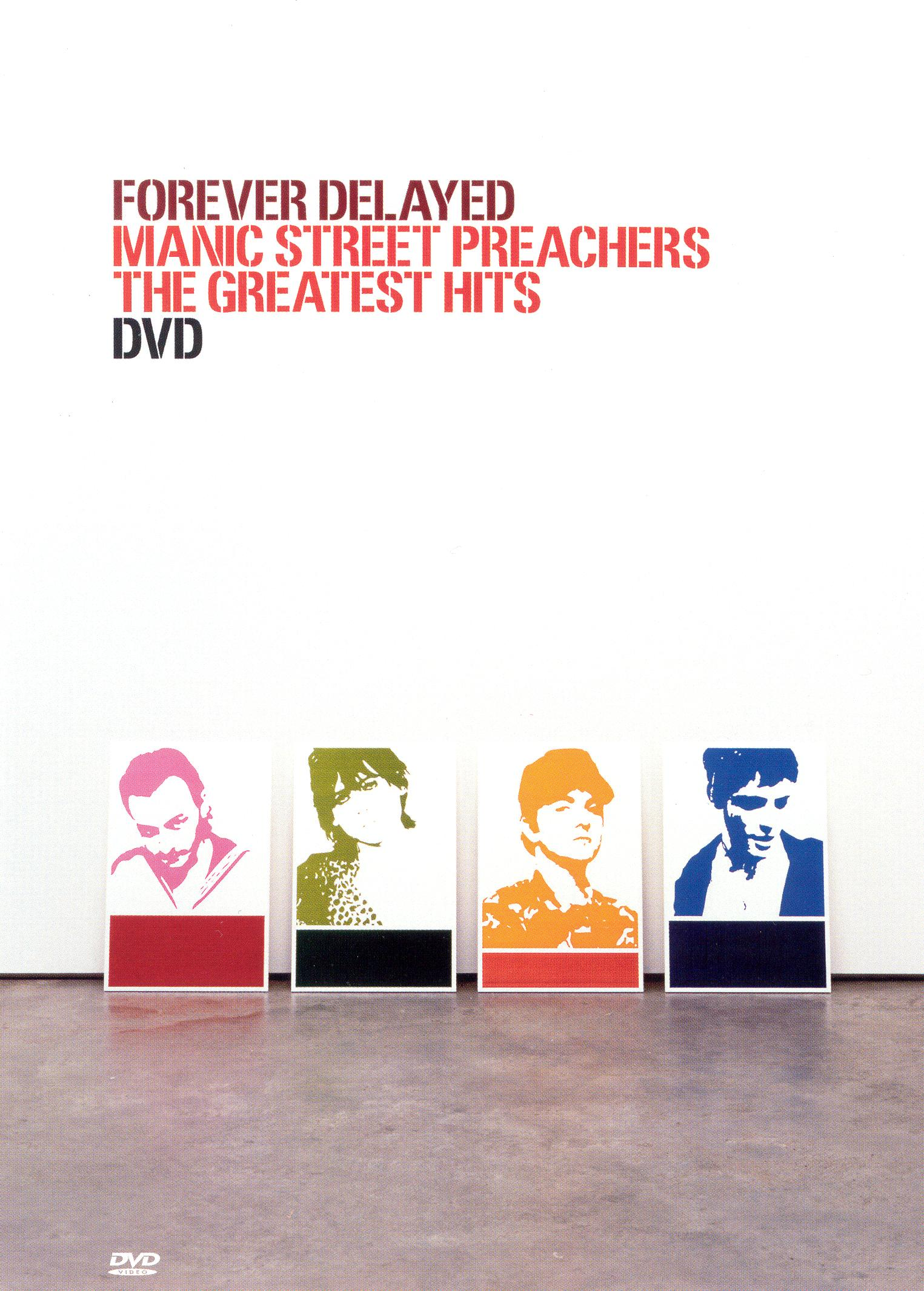 Manic Street Preachers: Forever Delayed - The Greatest Hits