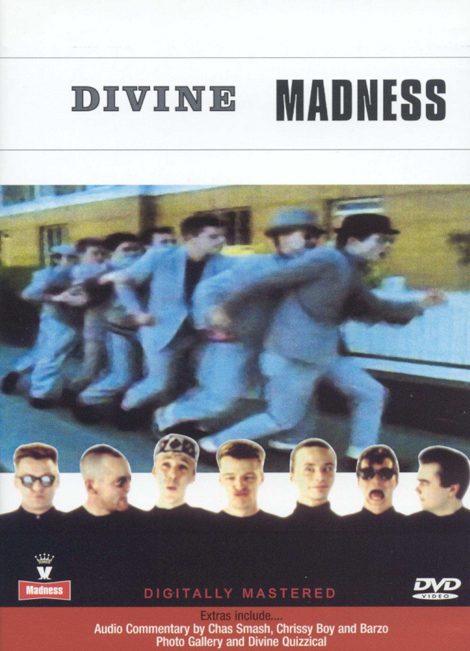 Madness: Divine Madness