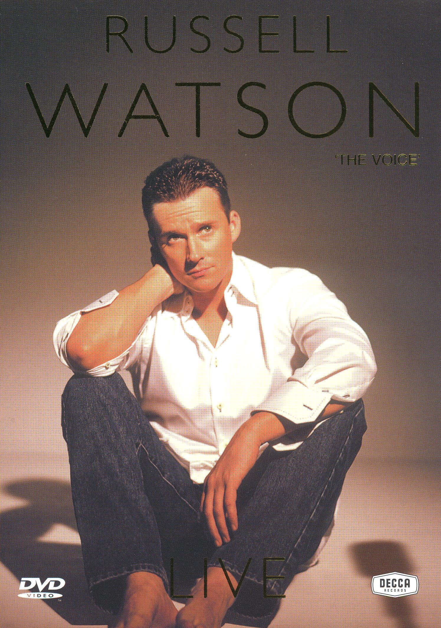 Russell Watson: The Voice - Live