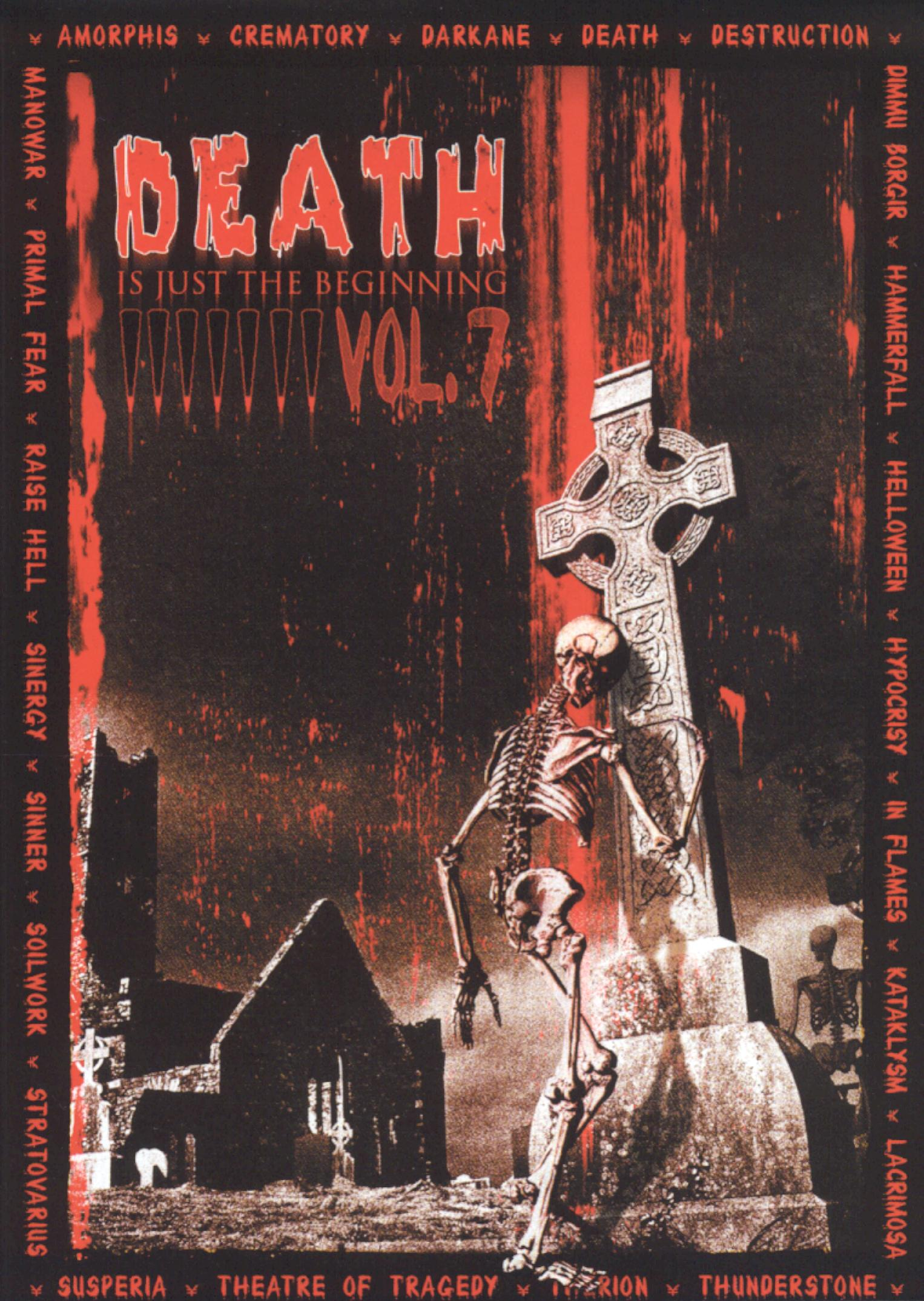 Death... Is Just the Beginning, Vol. 7