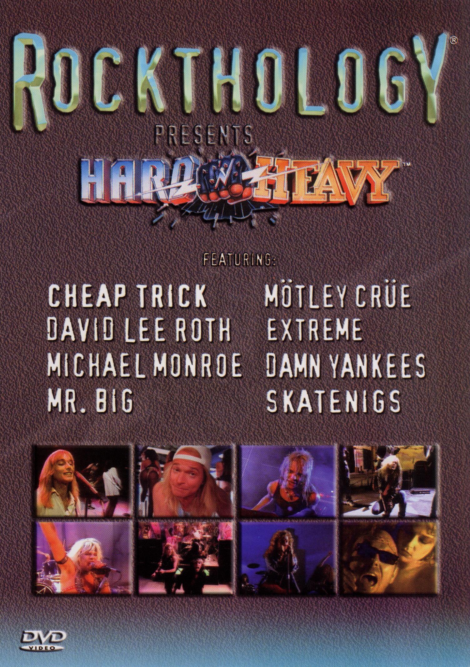 Rockthology Presents: Hard 'N' Heavy, Vol. 9