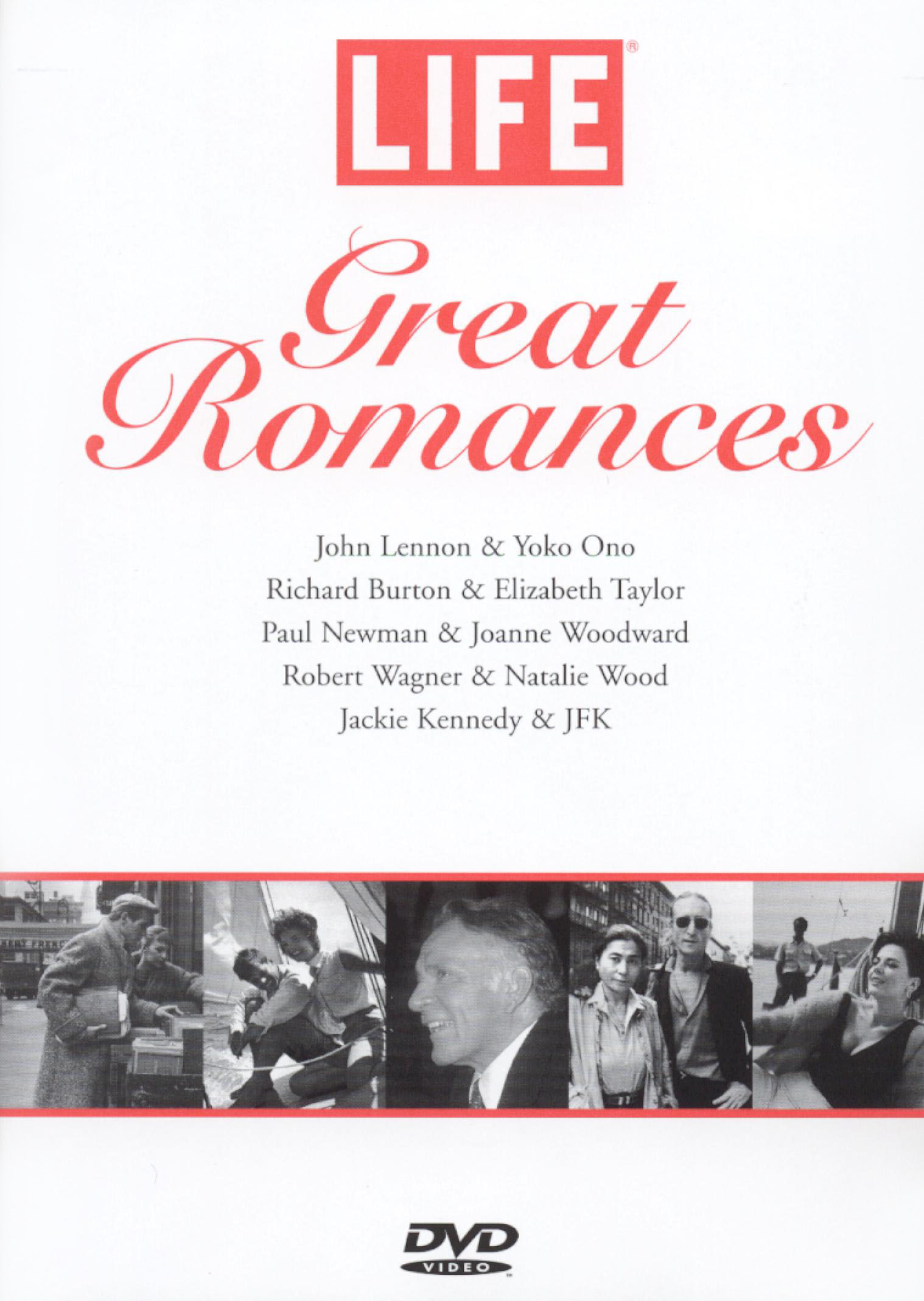 LIFE: Great Romances, Vol. 1