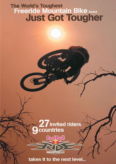 Red Bull Ride, Vol. 2 (2002)