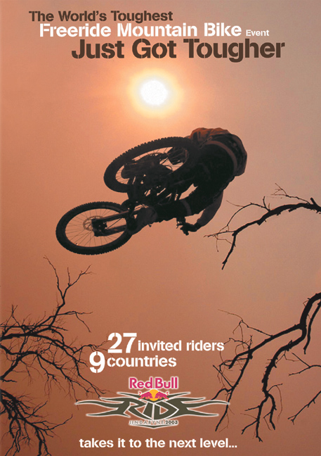 Red Bull Ride, Vol. 2