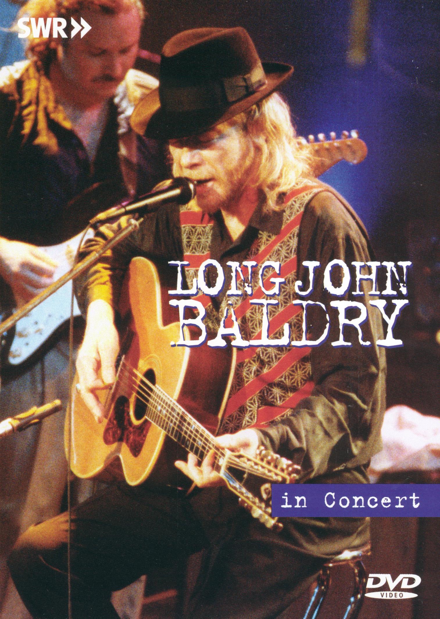 Ohne Filter - Musik Pur: Long John Baldry in Concert
