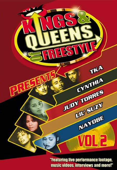 Kings & Queens of Freestyle Presents, Vol. 2