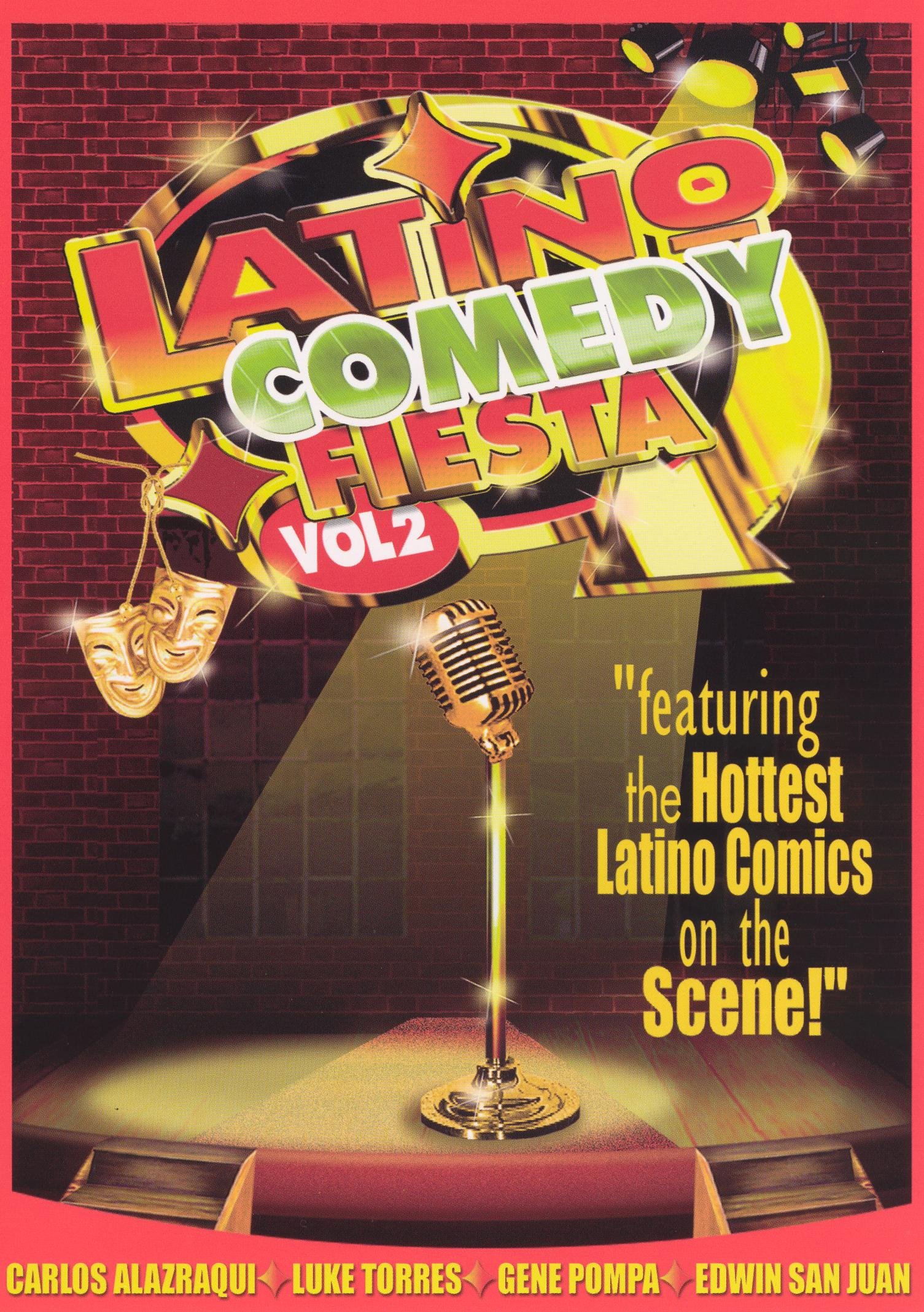 Latino Comedy Fiesta, Vol. 2