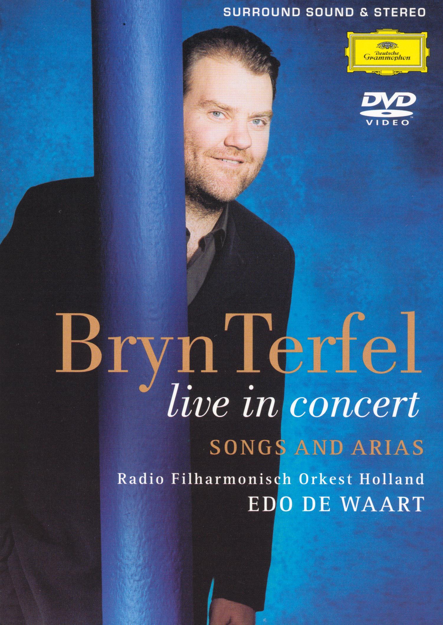 Bryn Terfel Live in Concert
