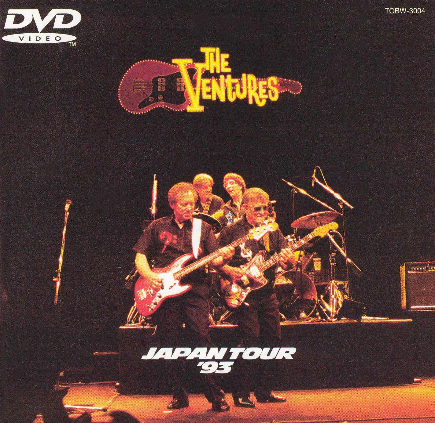 The Ventures: Japan Tour '93