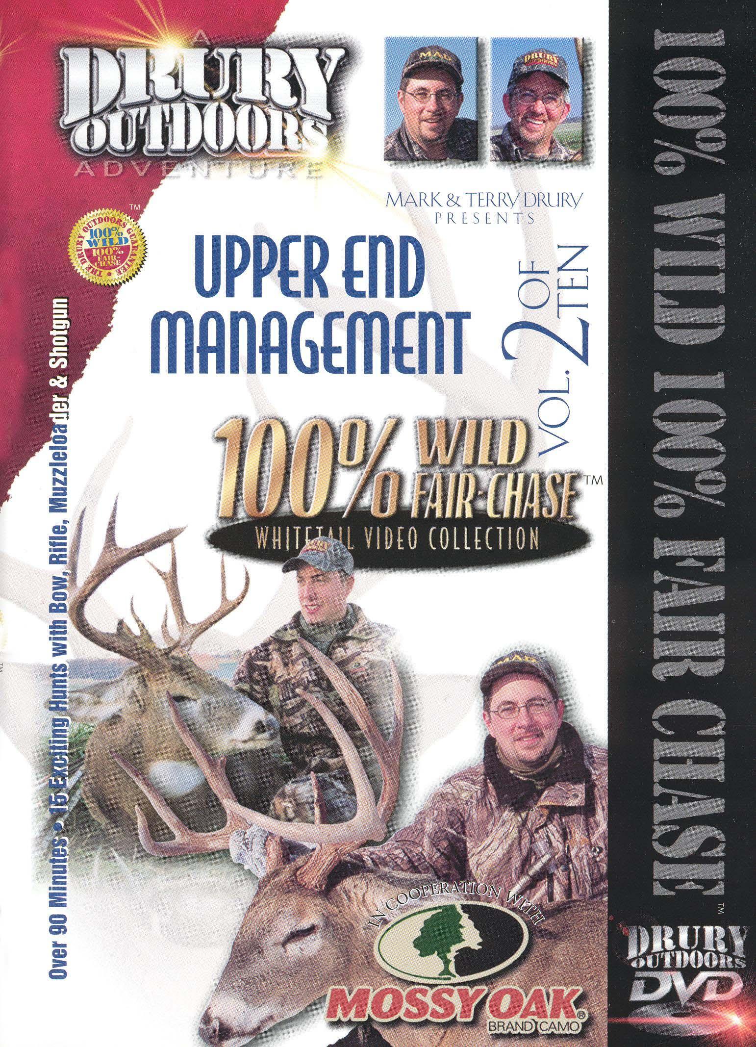 100% Wild Fair Chase, Vol. 2