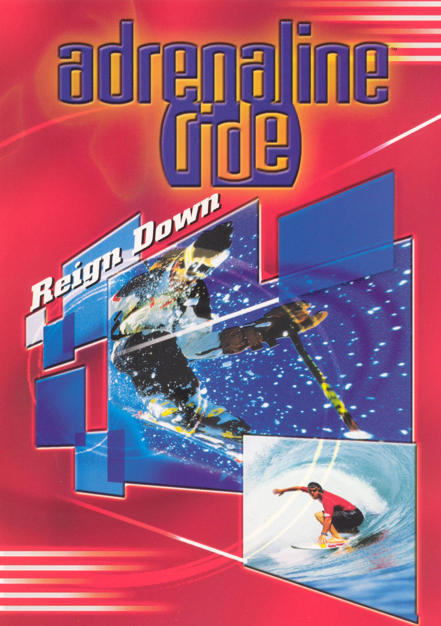 Adrenaline Ride: Reign Down