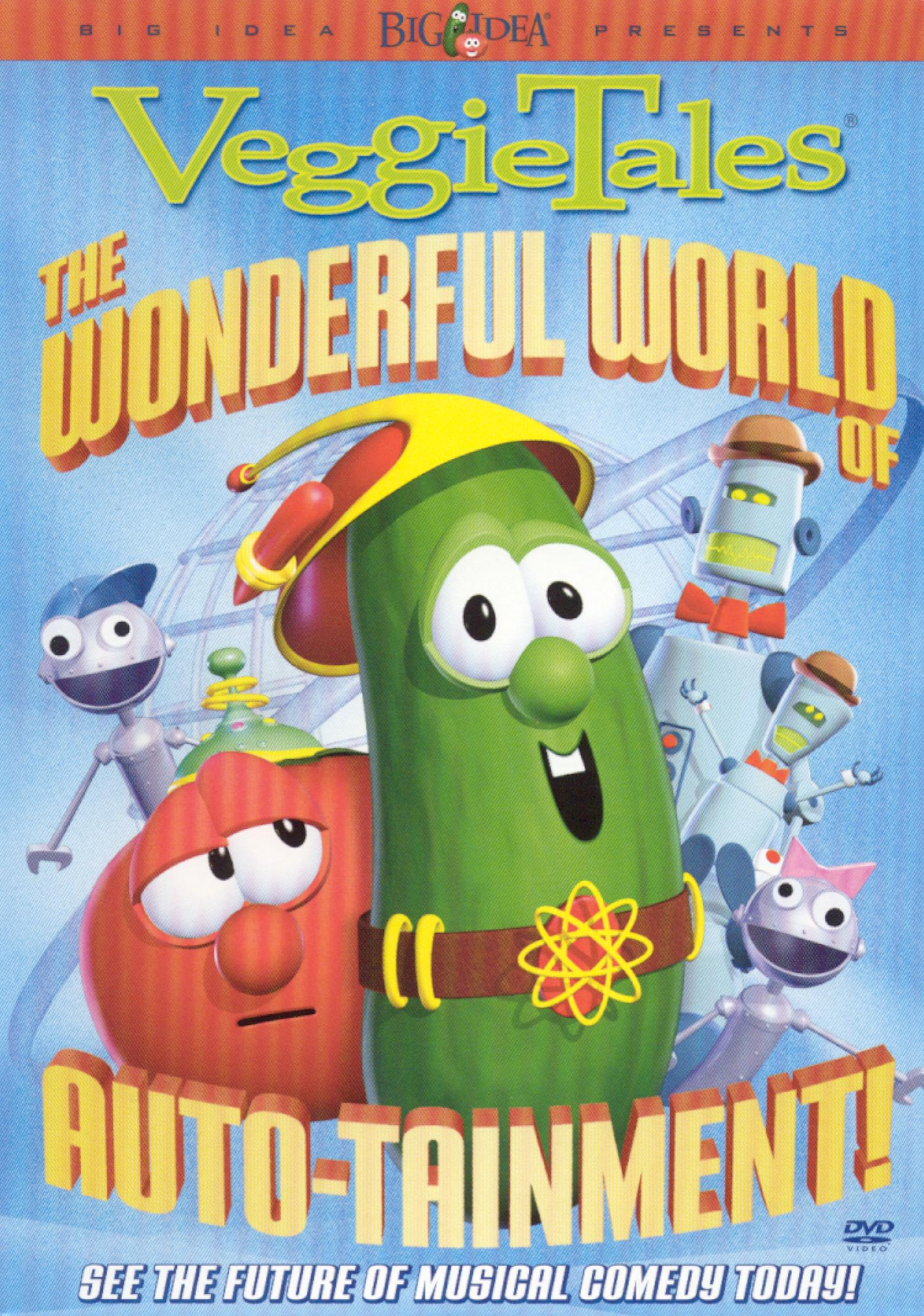Veggie Tales: The Wonderful World of Auto-Tainment!