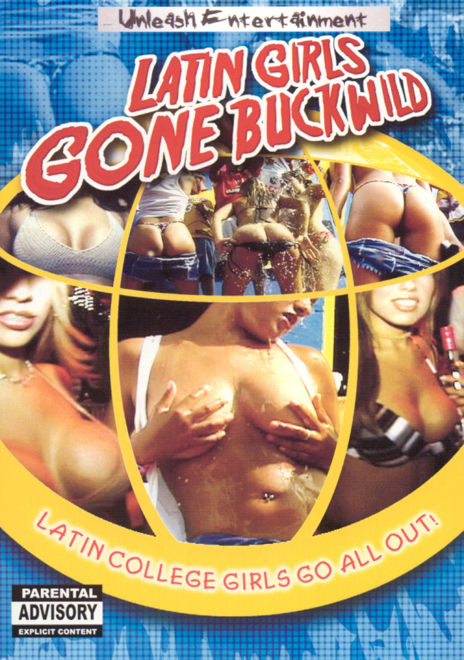 Latin Girls Gone Buckwild