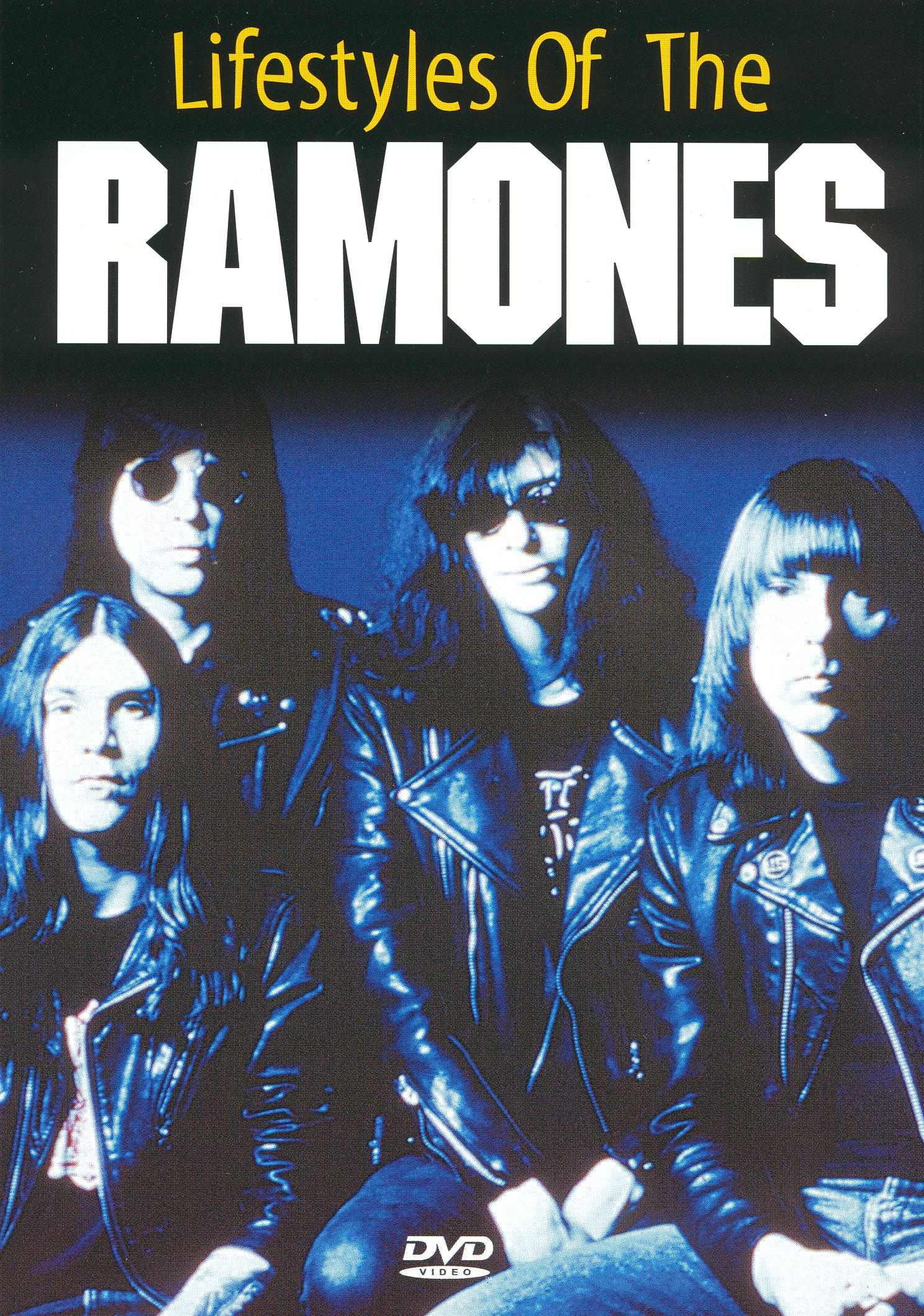 Ramones: Lifestyles of the Rich and Ramones