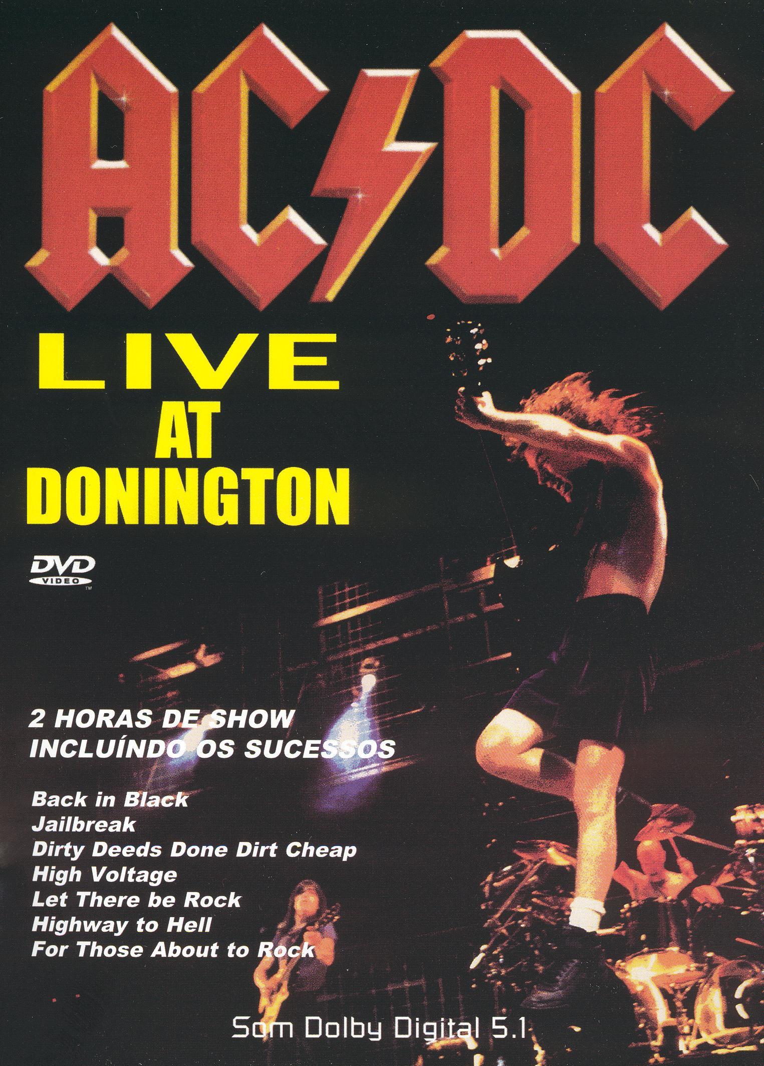 Ac Dc Live At Donington