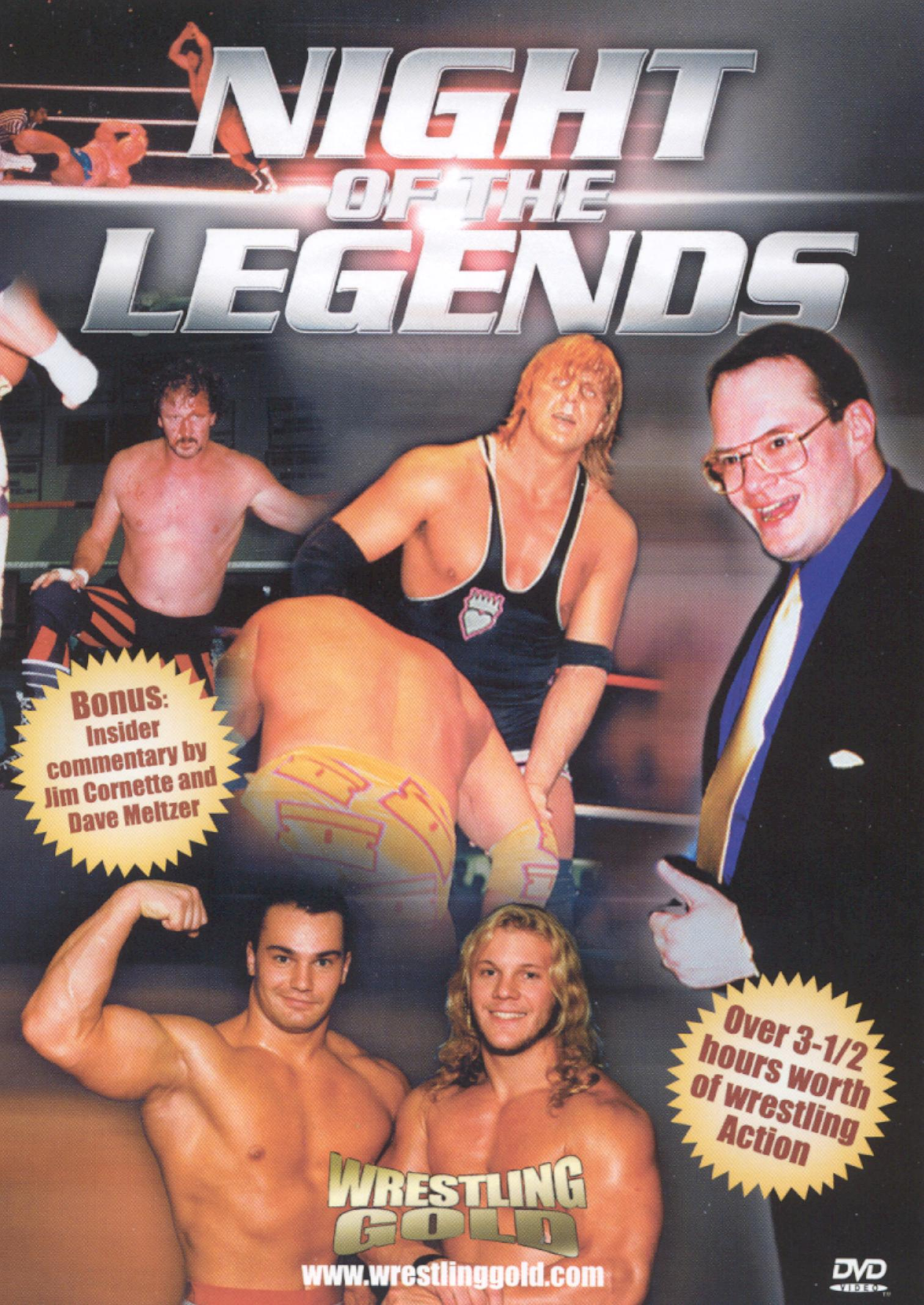 Wrestling Gold: Night of the Legends