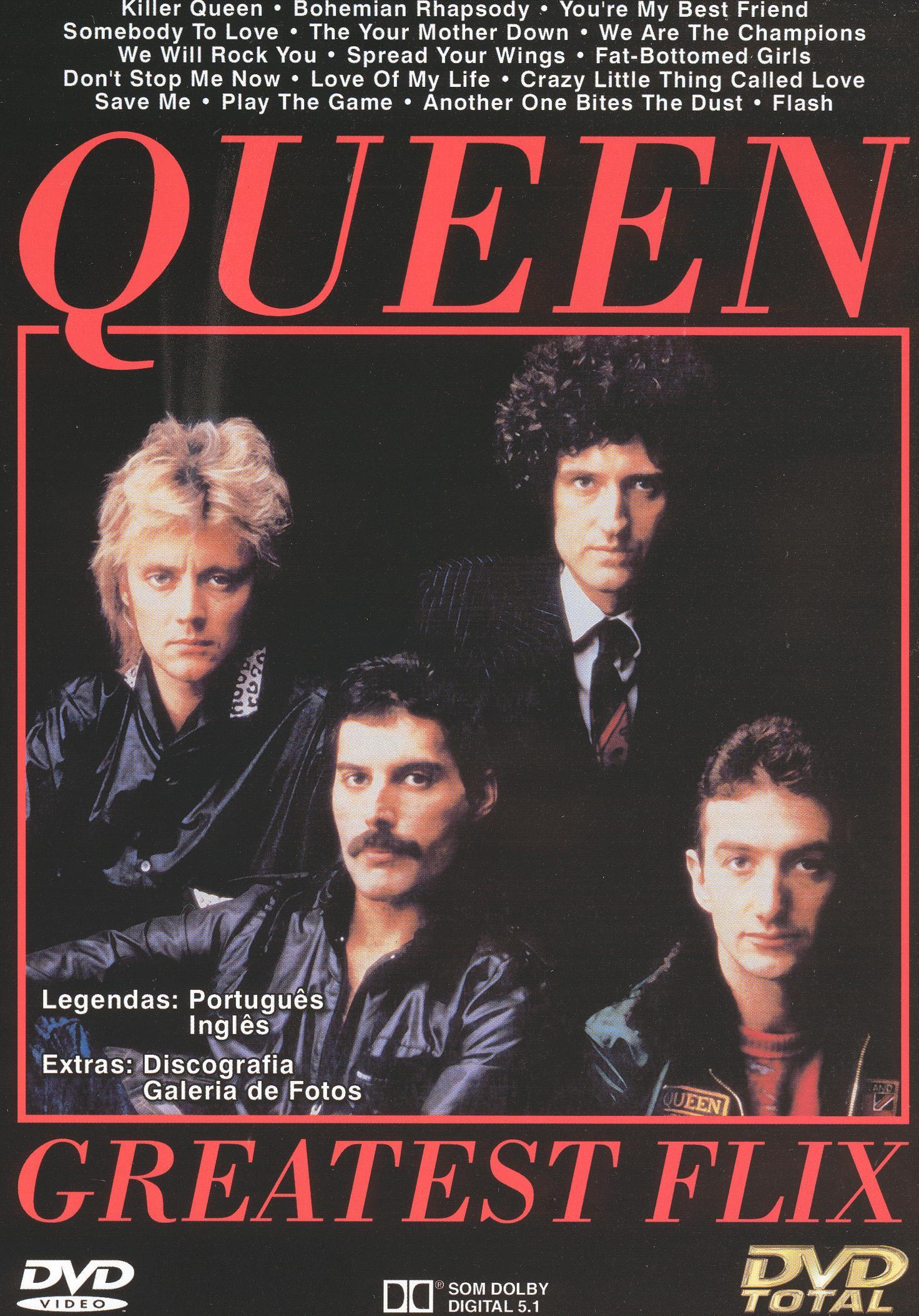 Queen: Greatest Flix
