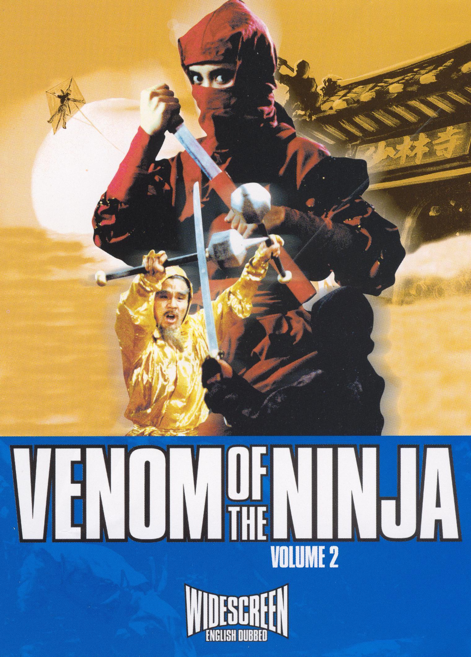 Venom of the Ninja, Vol. 2