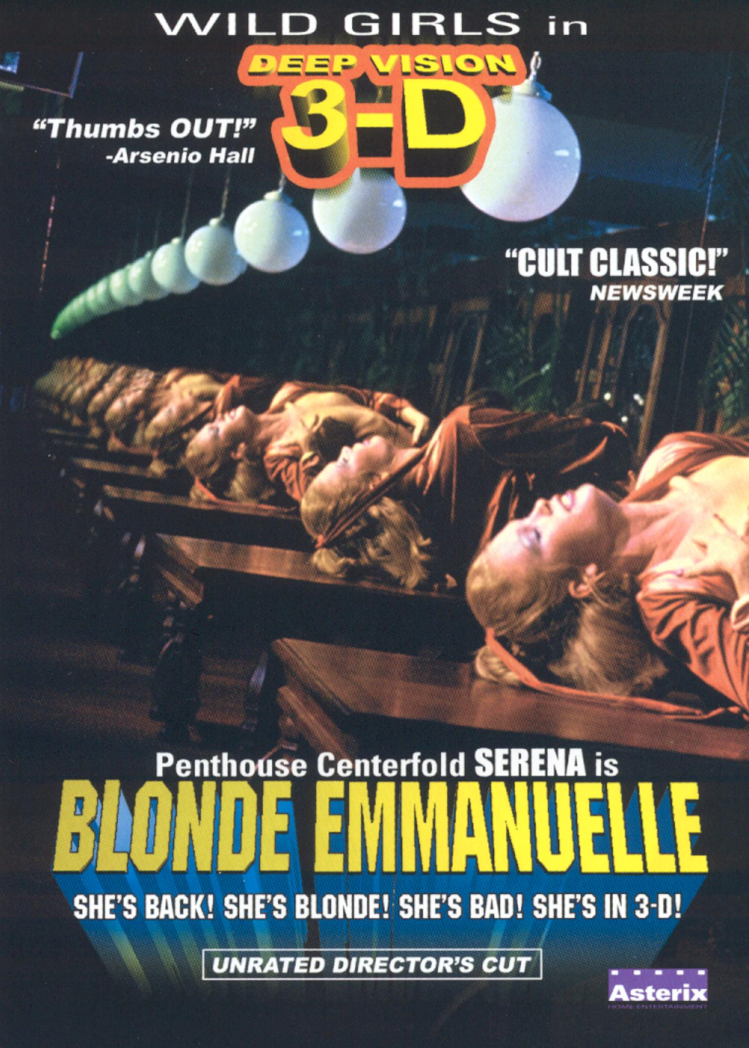 Blonde Emmanuelle