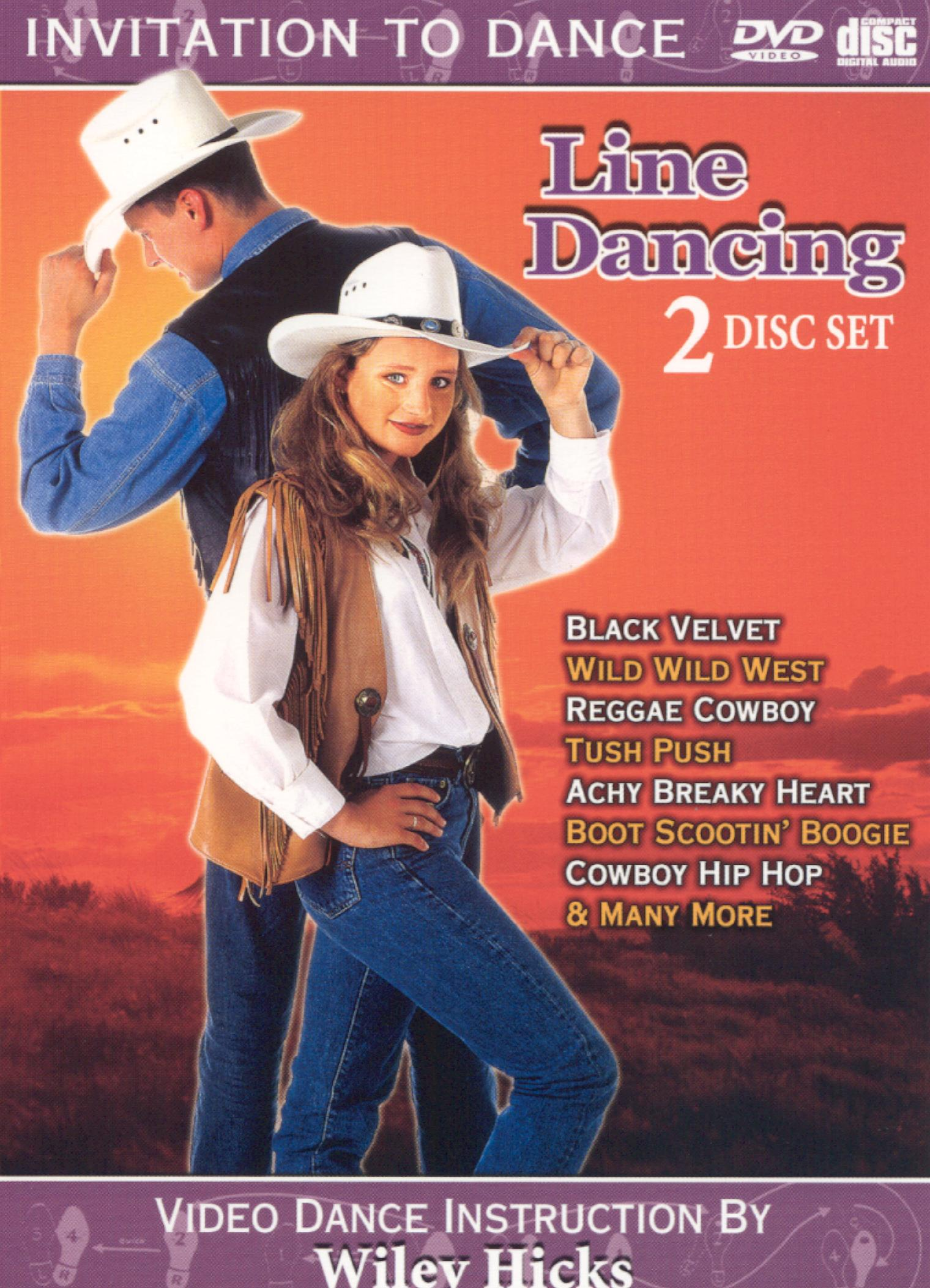 Invitation to Dance: Line Dancing