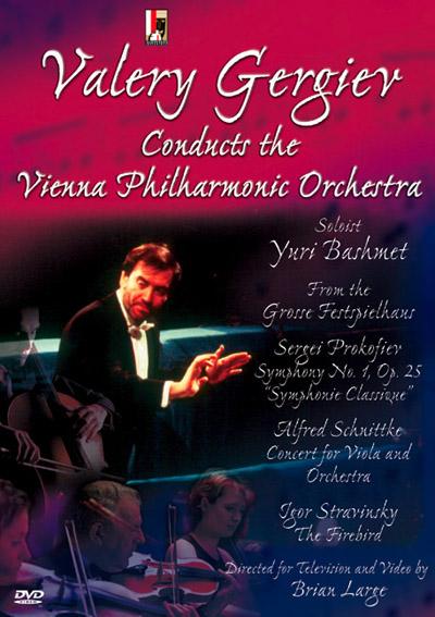 Valery Gergiev Conducts the Vienna Philharmonic